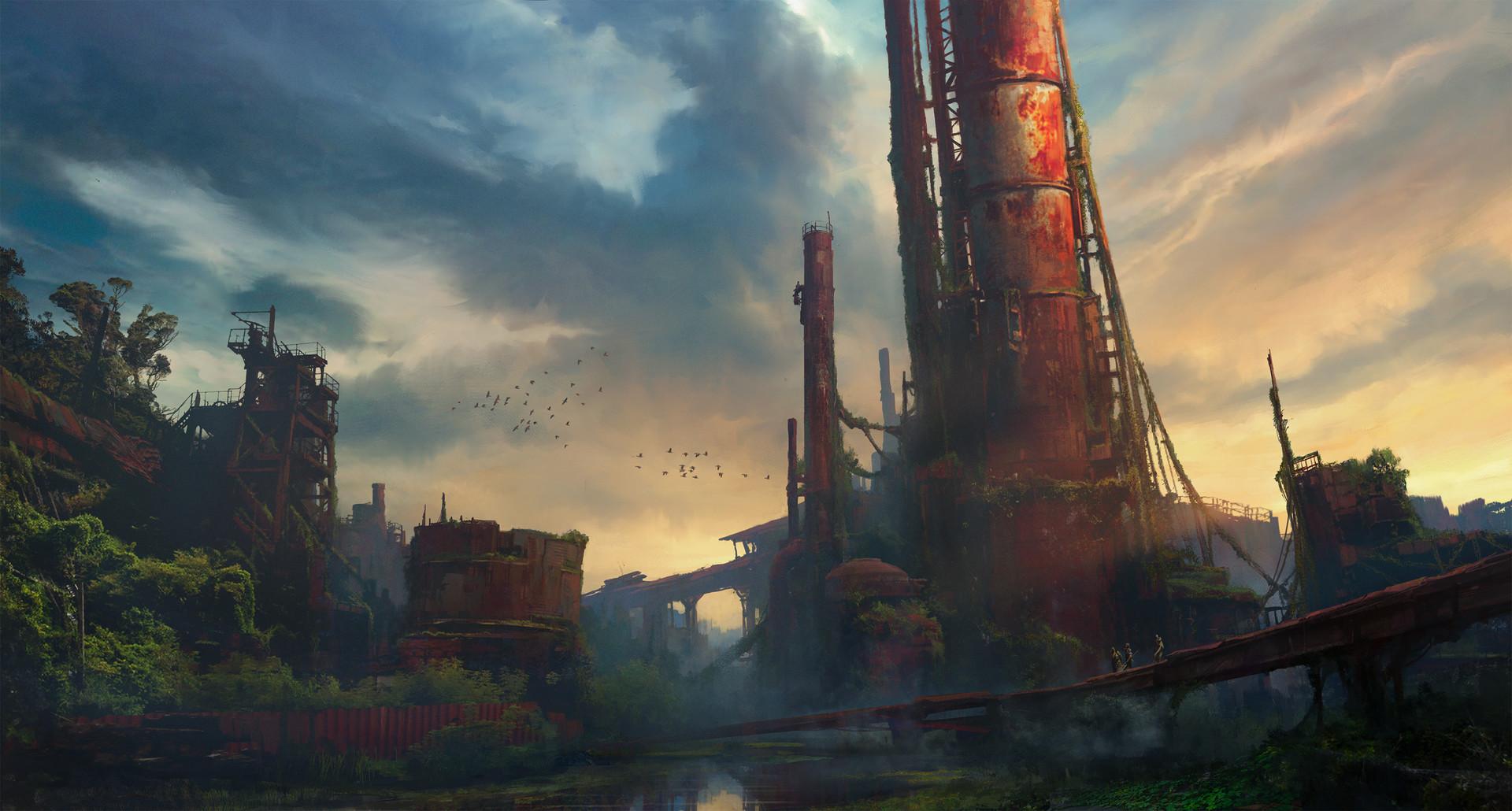 Wallpaper : environment, ruins
