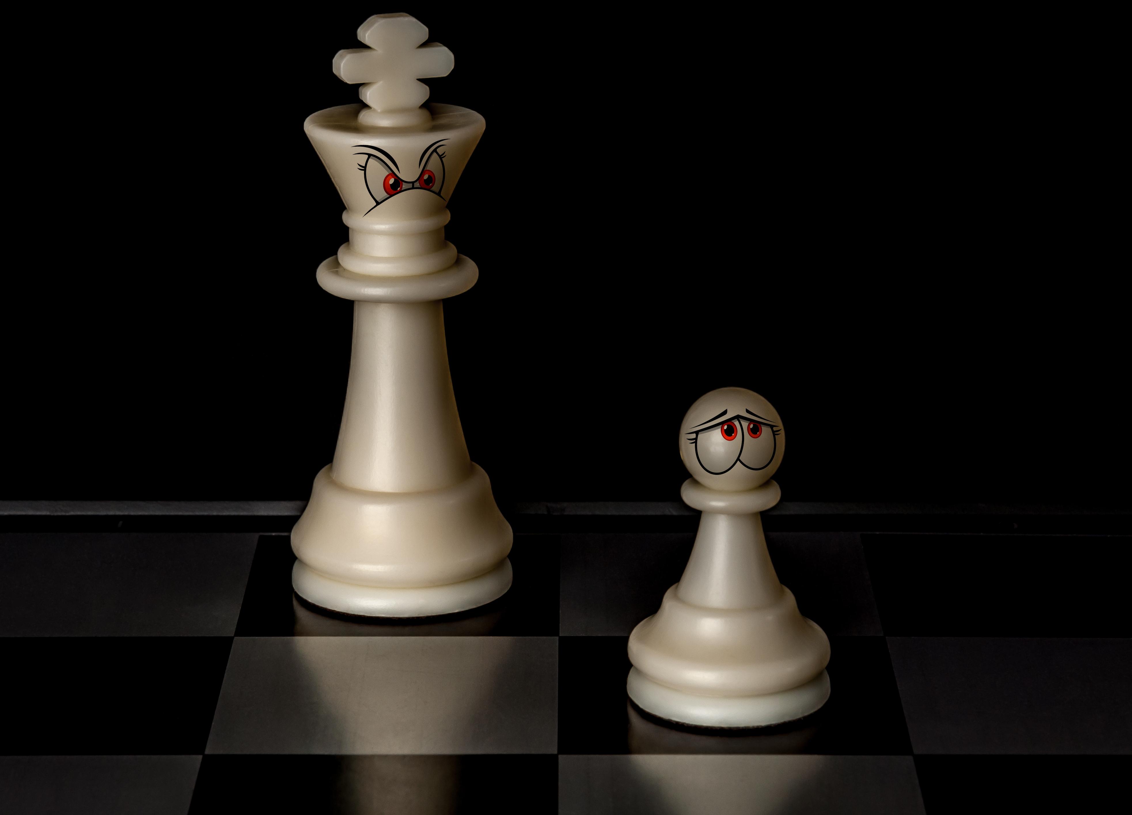 Sfondi occhi cartone animato scacchi ricreazione i