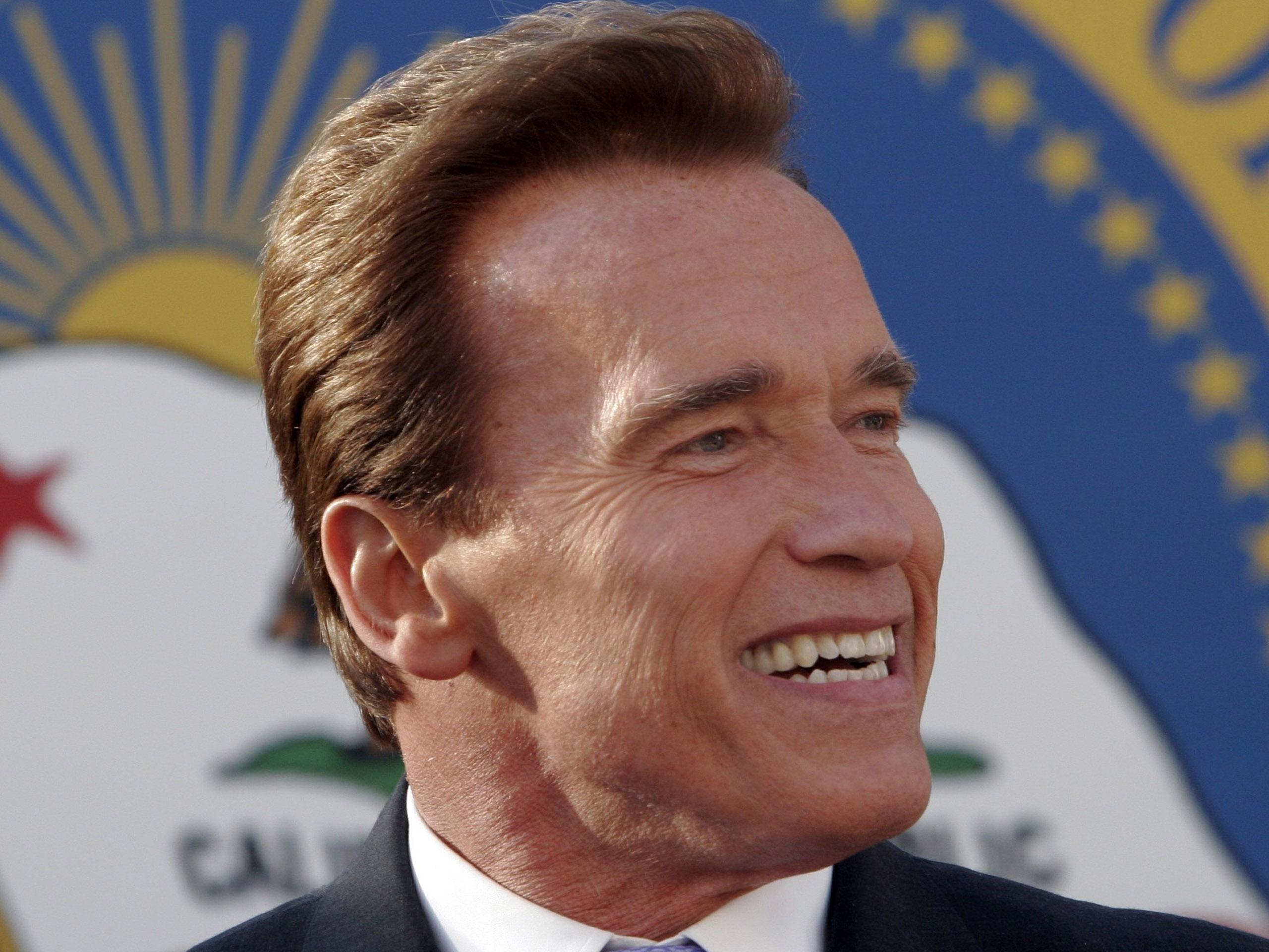 Fond D Ecran Visage Arnold Schwarzenegger Acteur Celebrite La
