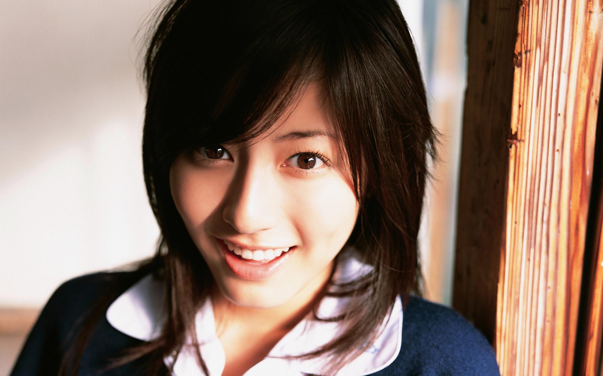 Hintergrundbilder Gesicht Japan Frau Modell Portrat Lange