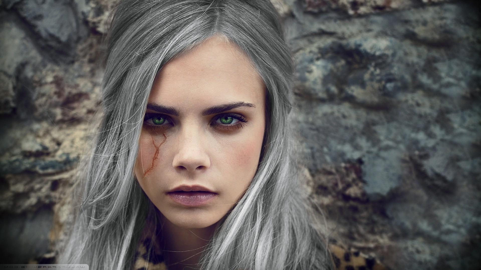 Wallpaper Face Women Cosplay Model Simple Background: Wallpaper : Face, Photoshop, Cosplay, Model, Cara