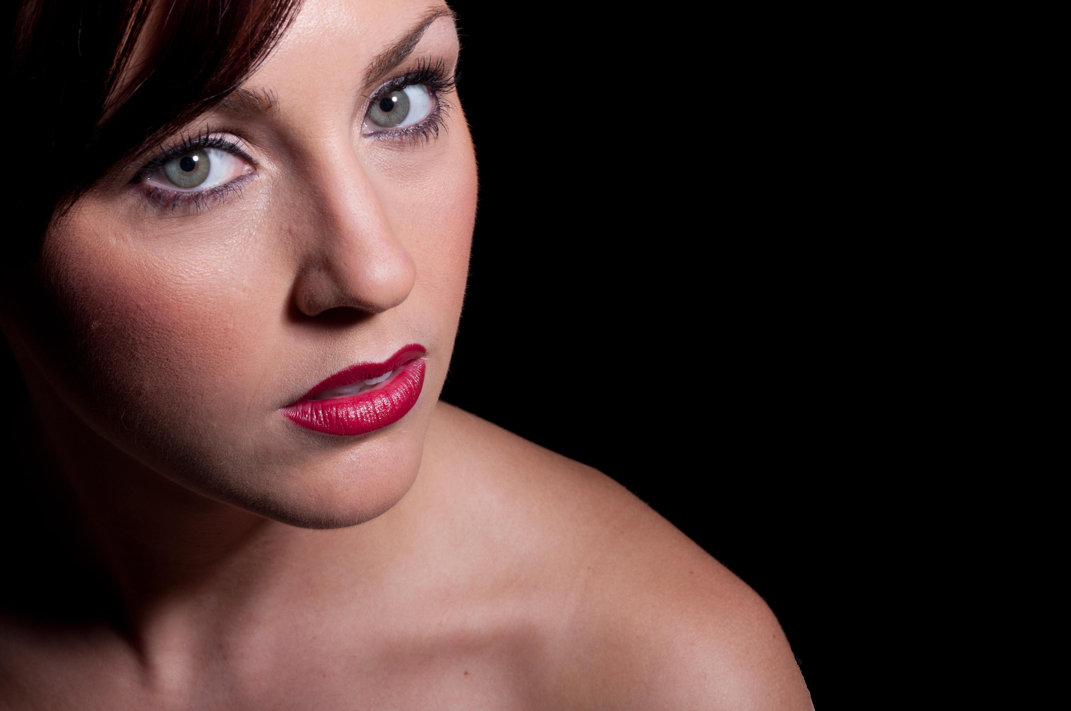 Hintergrundbilder : Gesicht, schwarz, Modell-, Porträt, Brünette ...