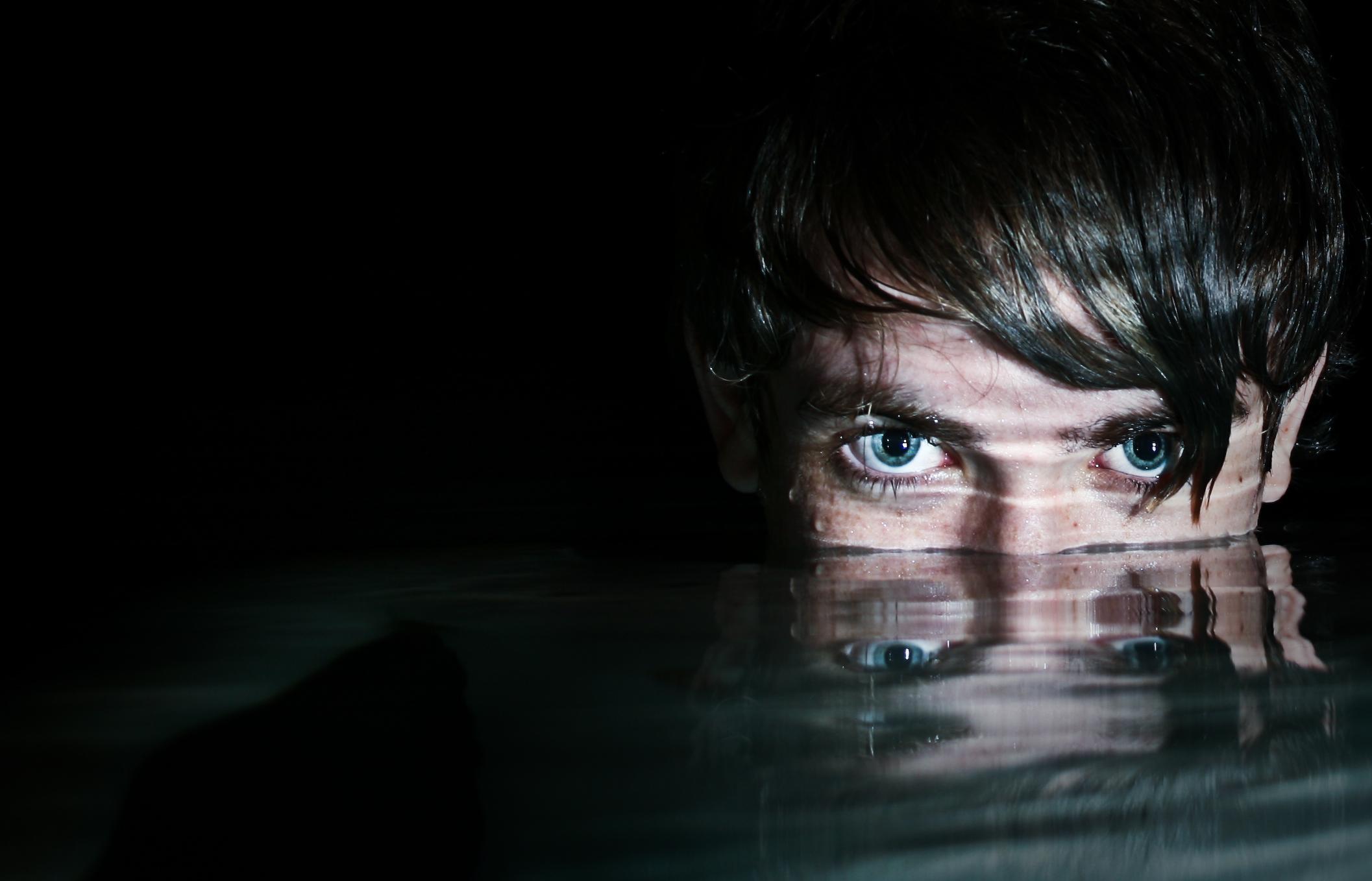 картинки вода глазами человека потолок при правильной