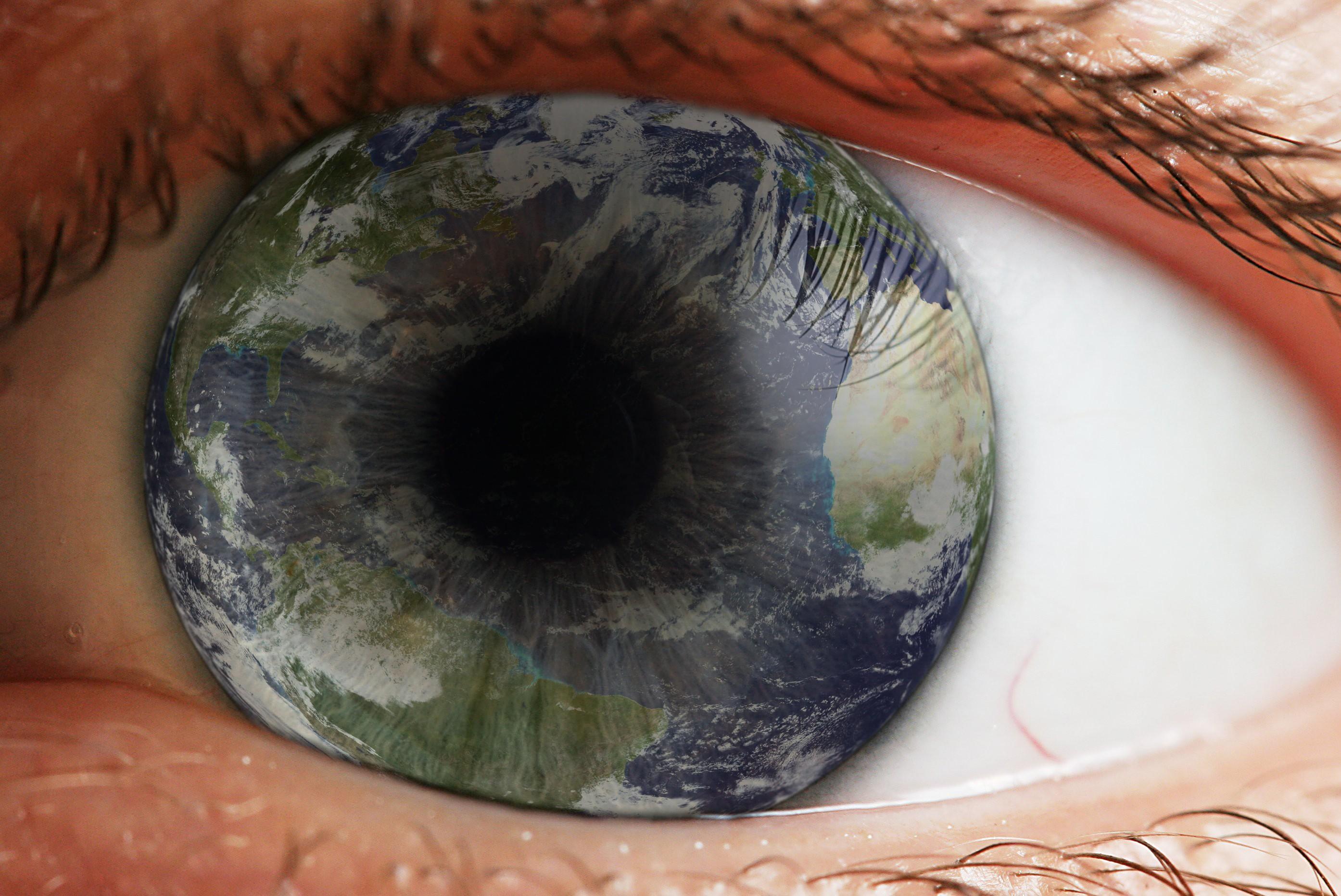 резкости контраста спектр глаз фото монако активно