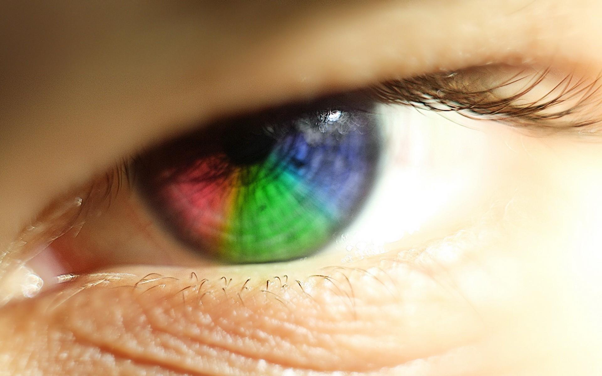 спектр глаз фото мыслях