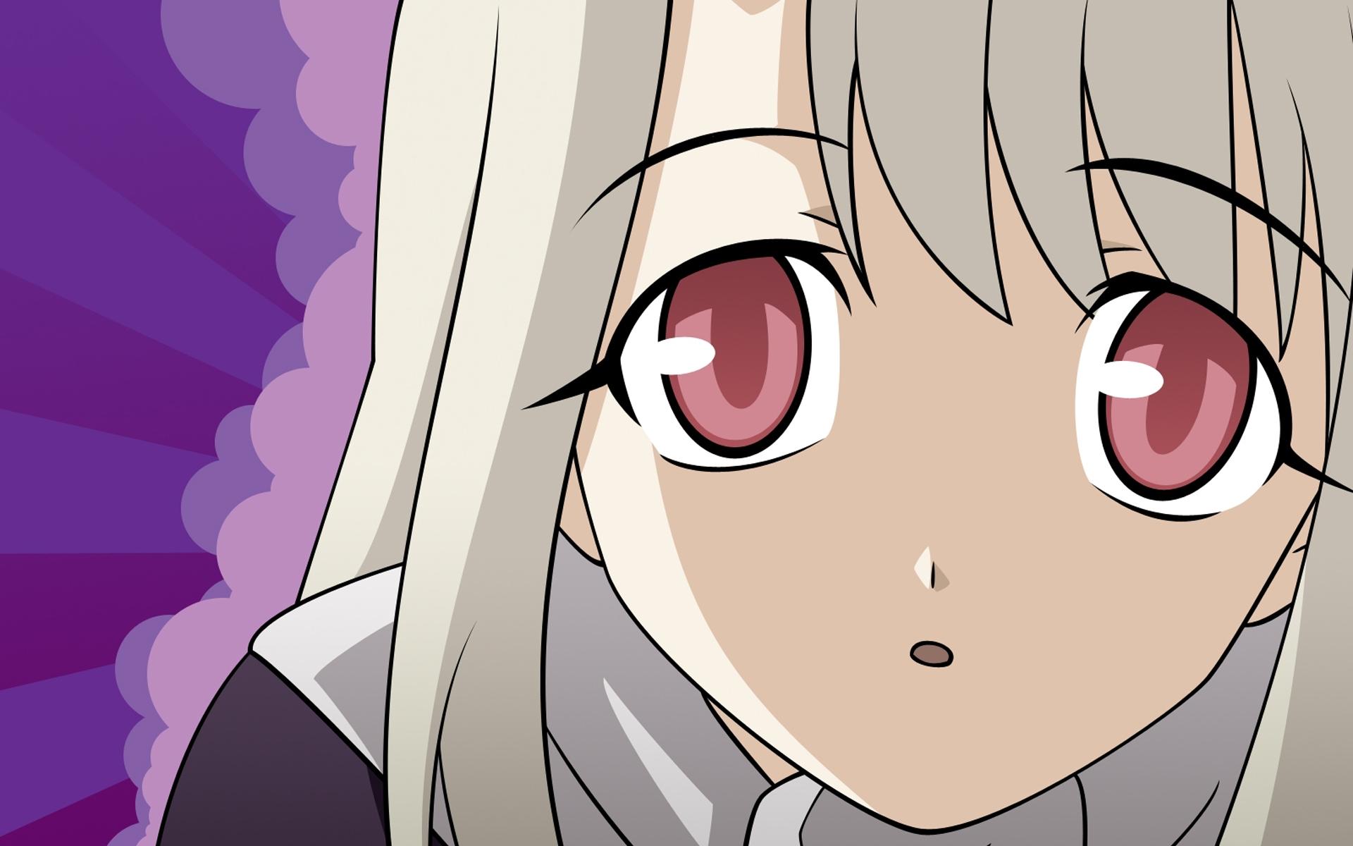Картинки аниме девушек без эмоций