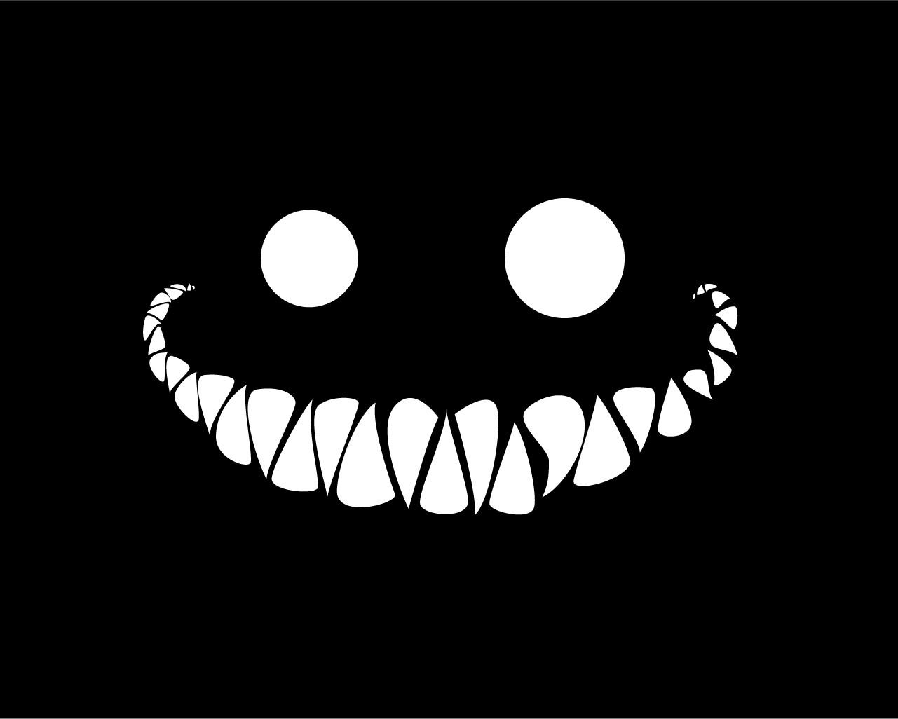 Злобная улыбка картинка