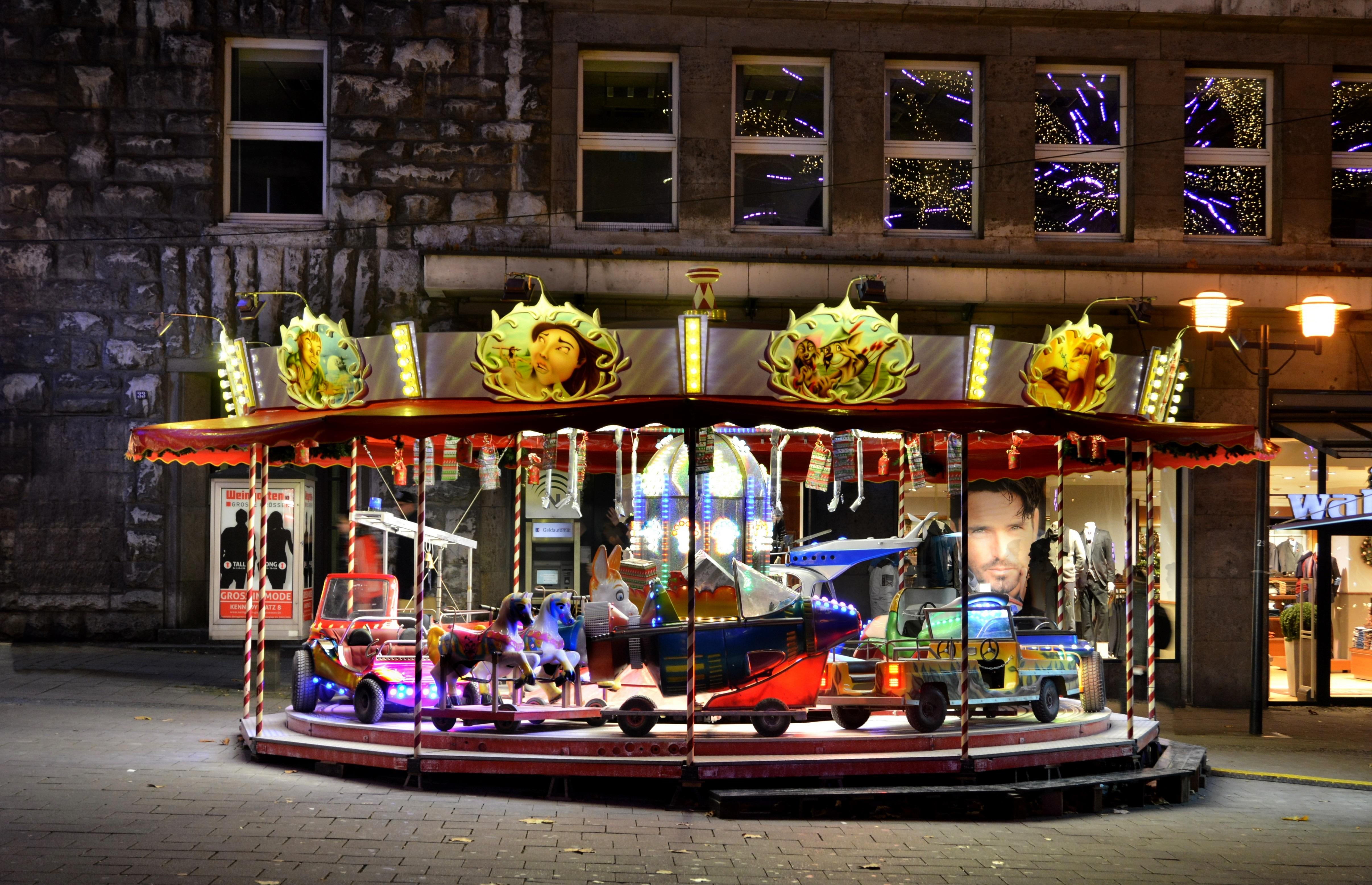 Fenster Essen wallpaper lights road fireworks end