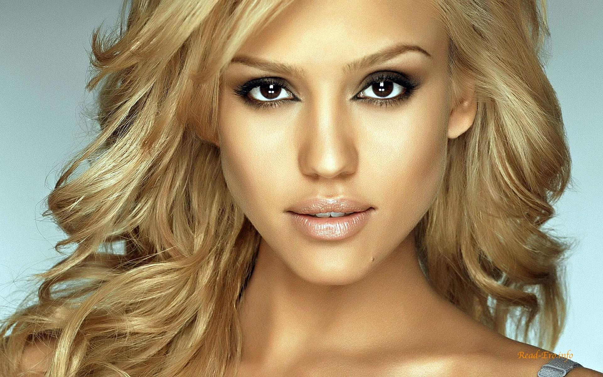 Макияж для загорелых блондинок фото