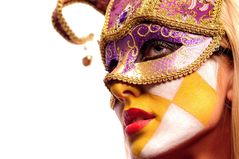 wallpaper model mask face paint clothing head. Black Bedroom Furniture Sets. Home Design Ideas