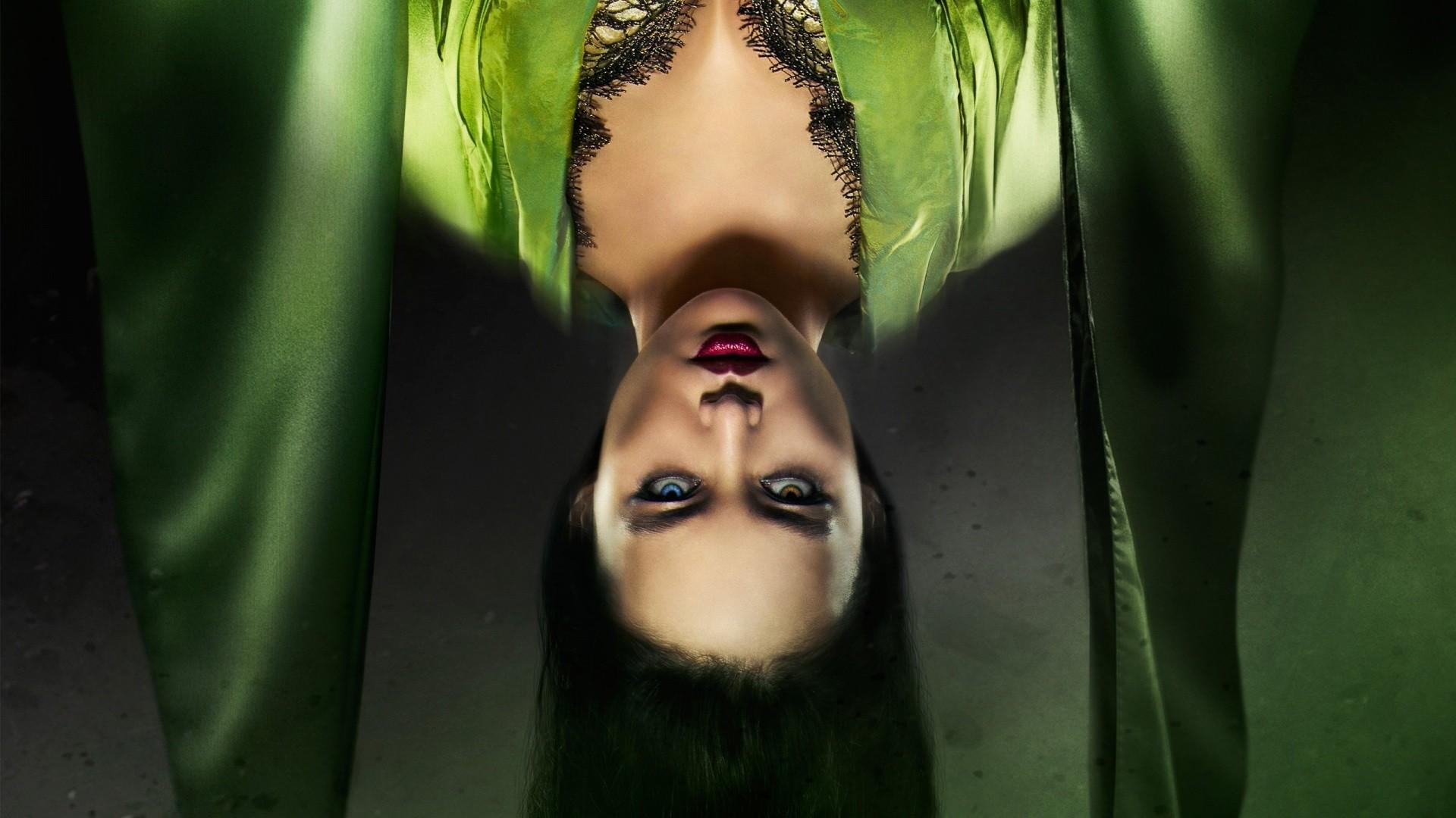 Hintergrundbilder Gesicht Modell Fotografie Filme Grun
