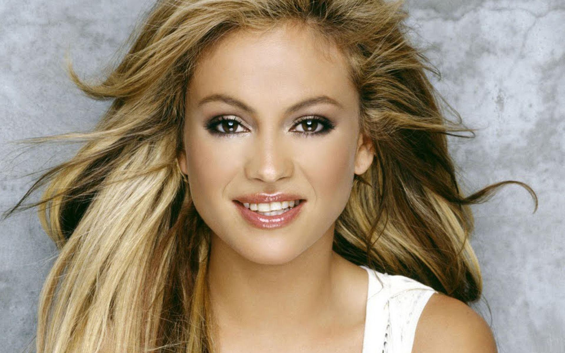 Wallpaper Face Model Blonde Long Hair Singer Black Hair