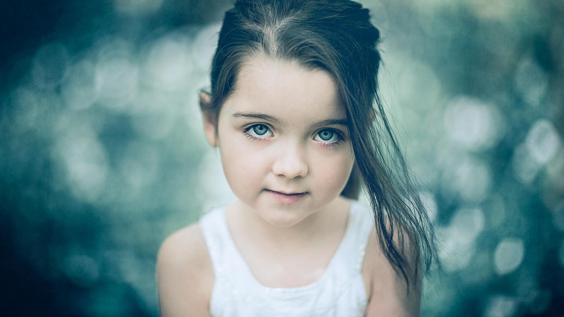 Фото детей брюнеток красивых