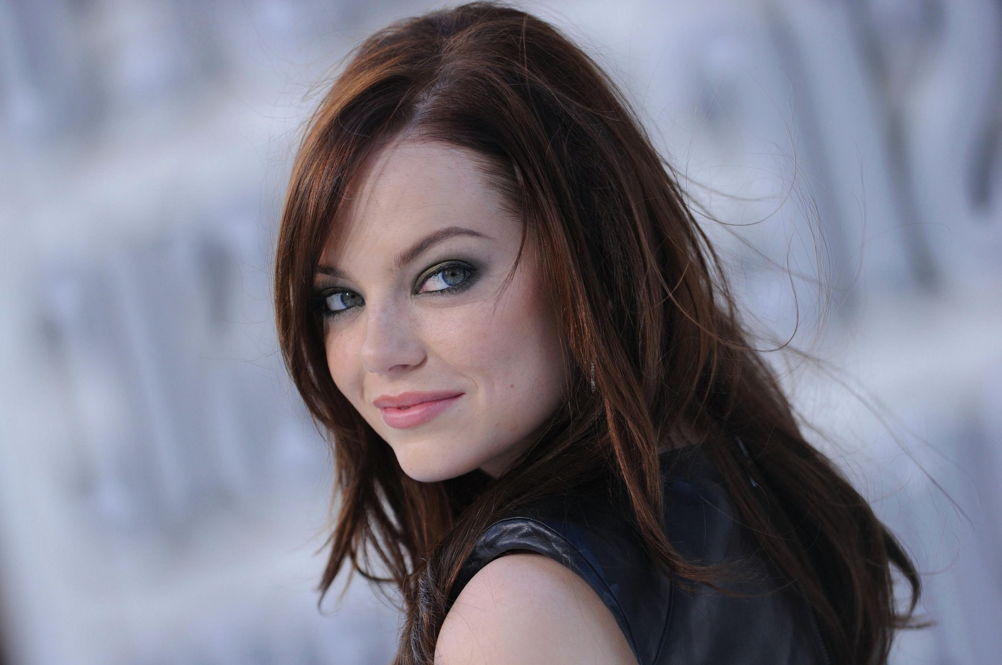 Hintergrundbilder Gesicht Modell Porträt Lange Haare