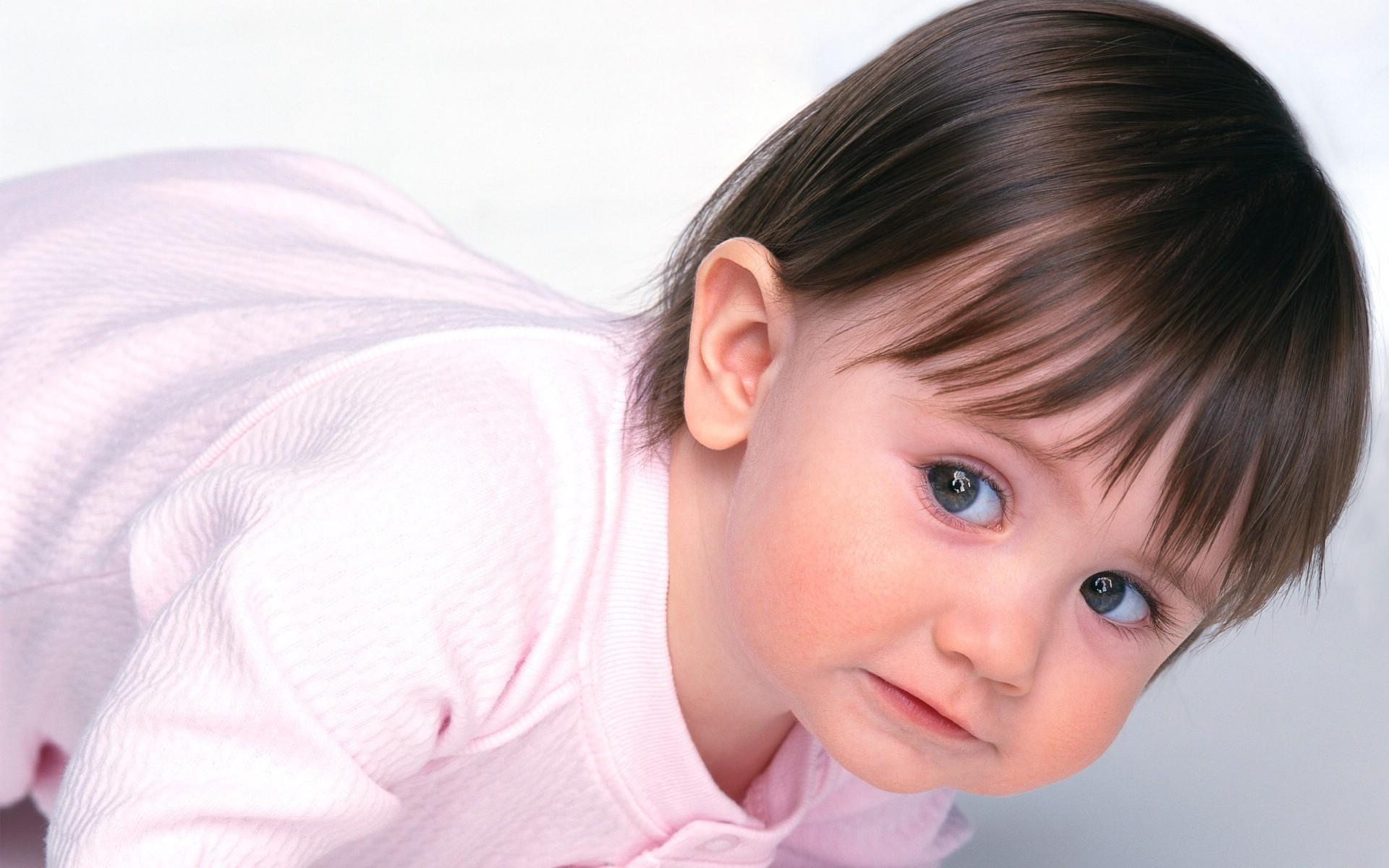 Hintergrundbilder Gesicht Porträt Baby Haar Nase Rosa