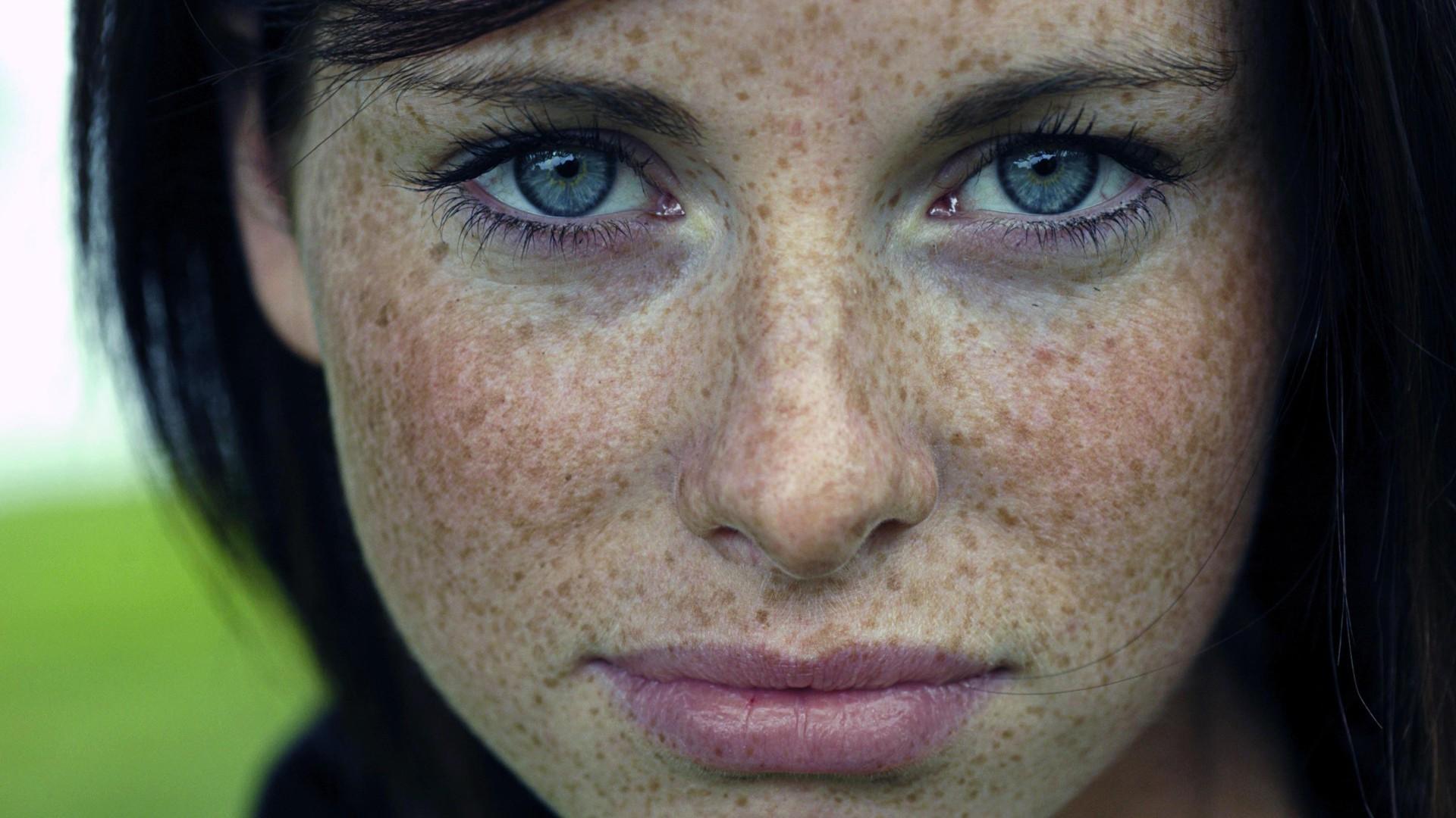 Hintergrundbilder Gesicht Portr 228 T Blaue Augen