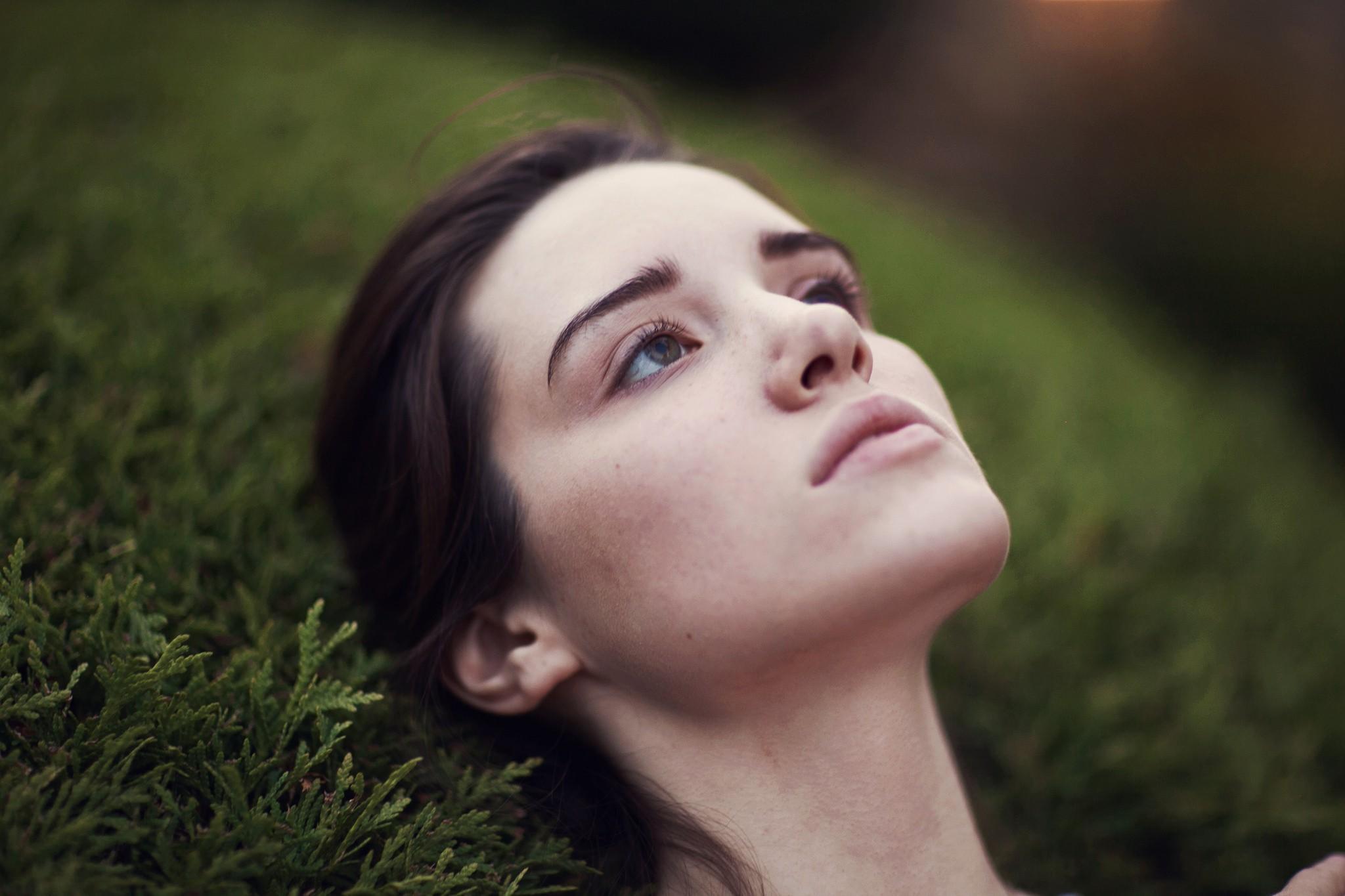 Wallpaper : face, sunlight, women outdoors, model ...