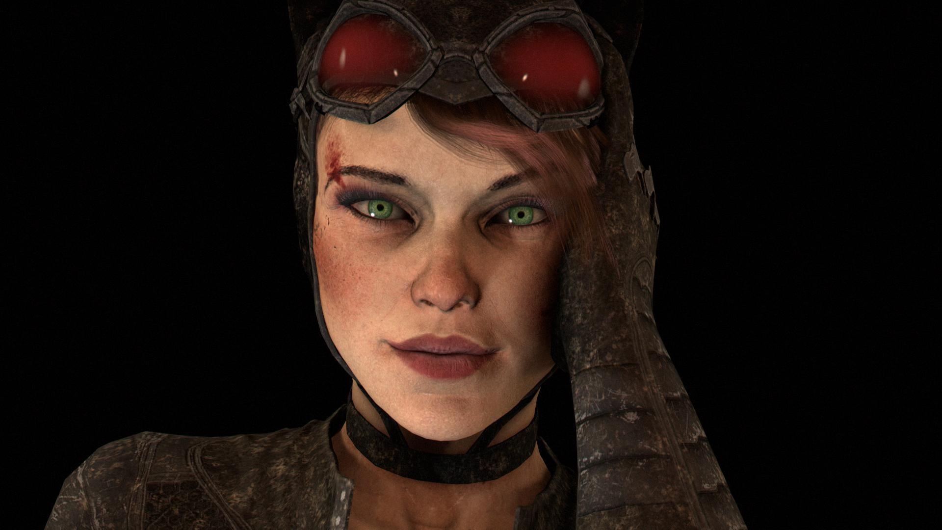Batman Arkham Knight Catwoman