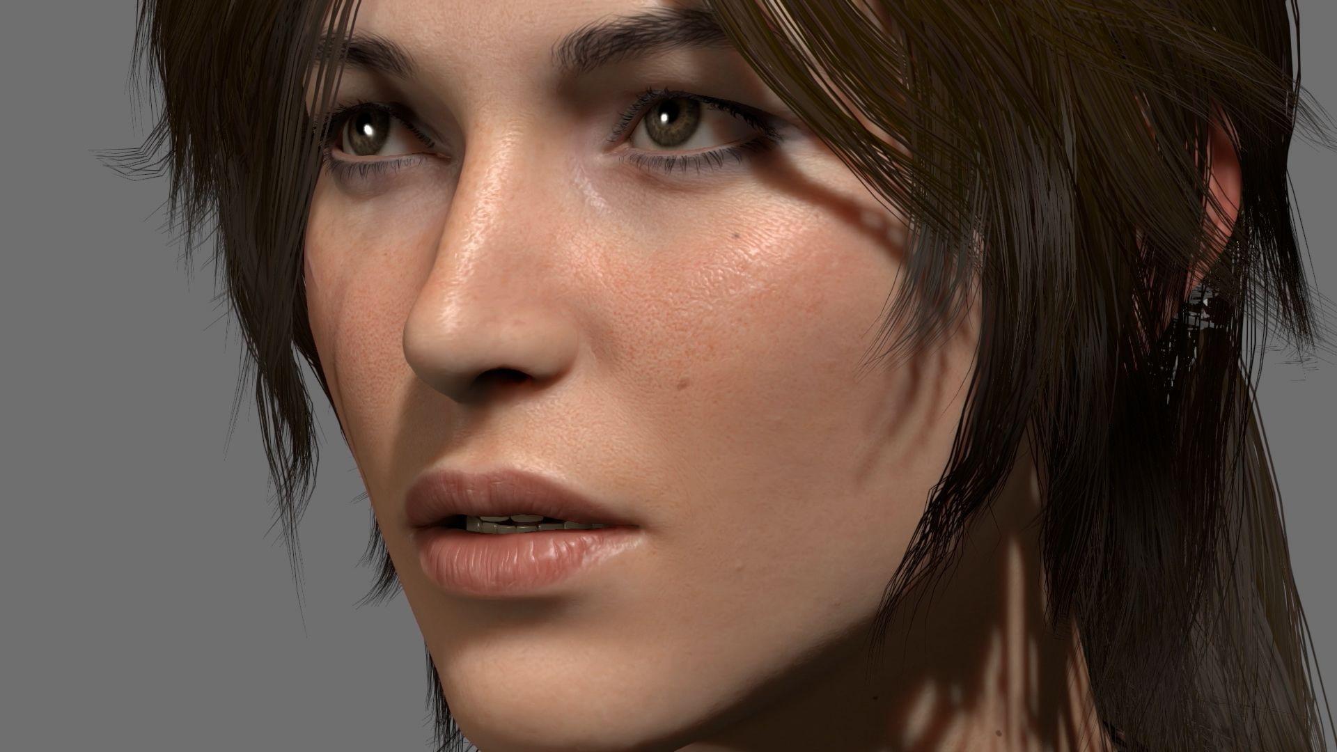Lara corft nua fake adult pornstar