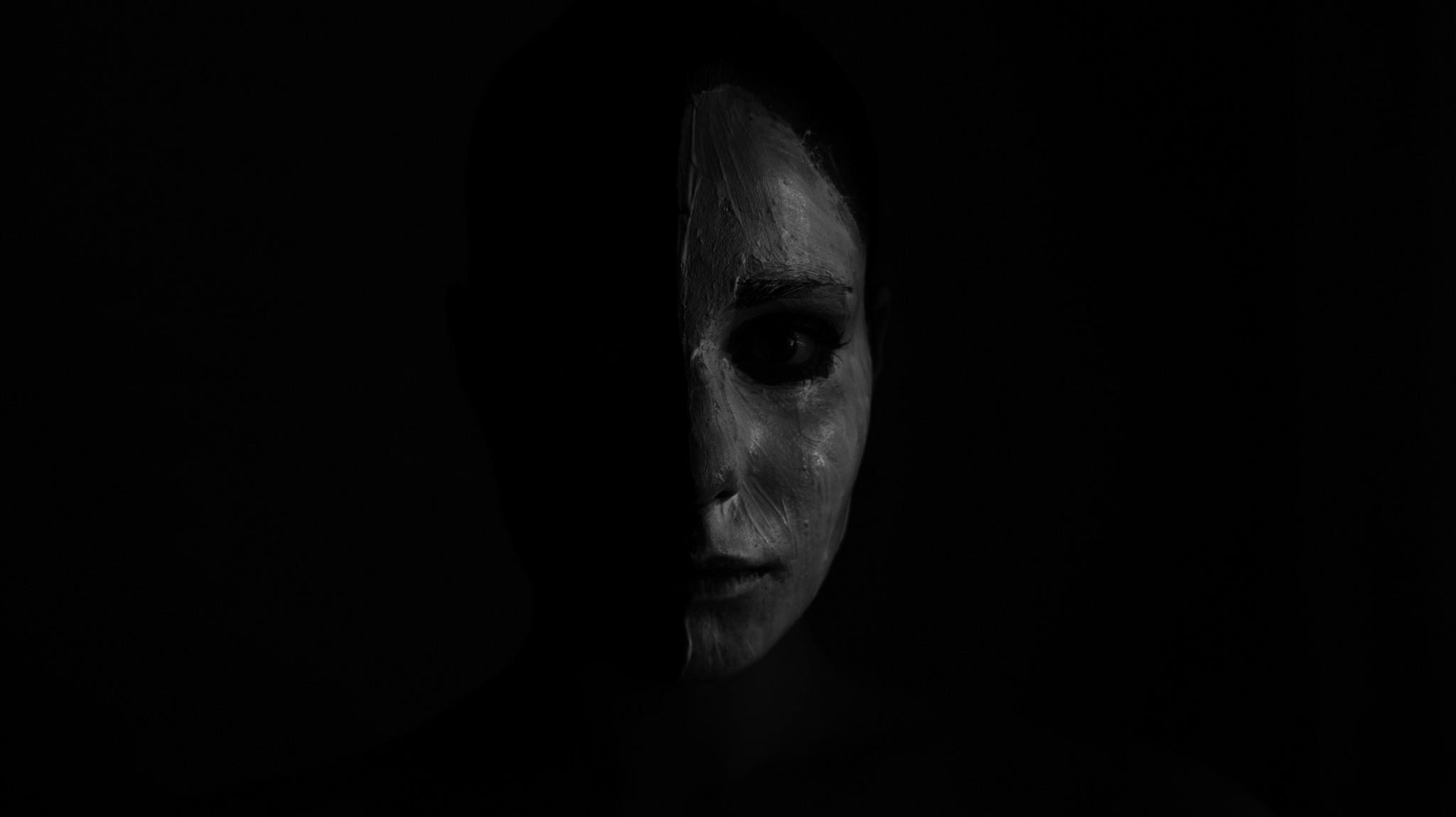 Картинки страшная темнота