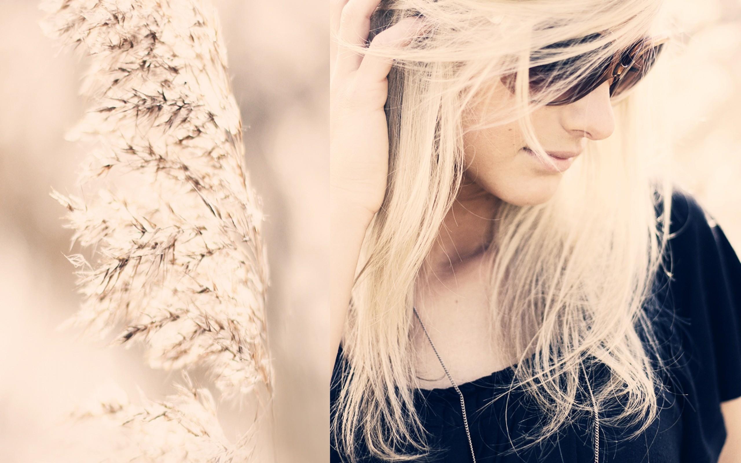 фото красивых блондинок без лица - 4