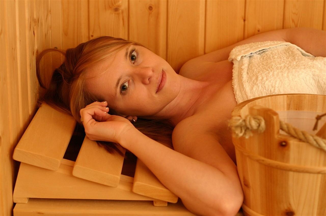 Фото девушек в японских банях
