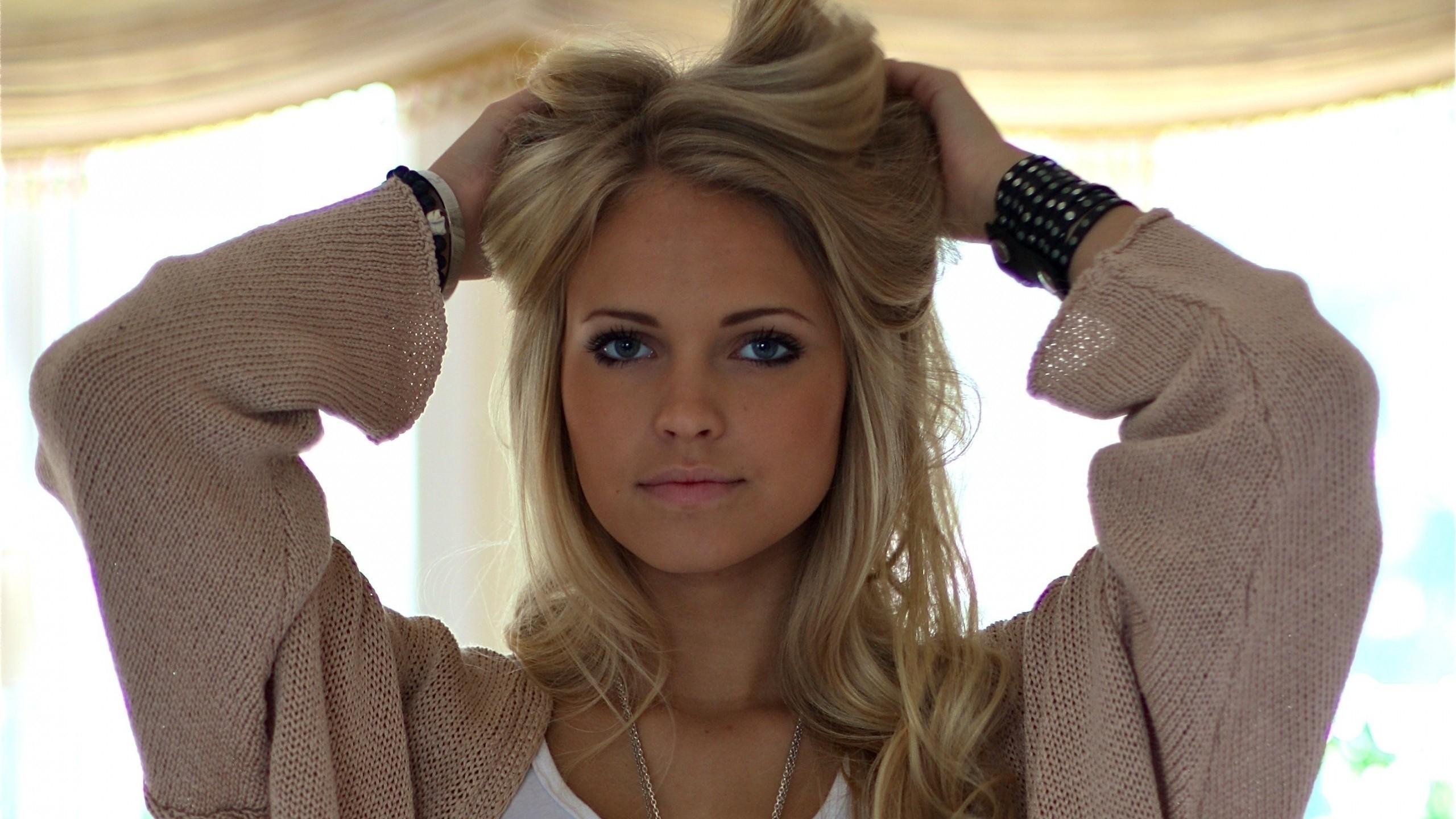 Фото девушка одна блондинка — pic 13