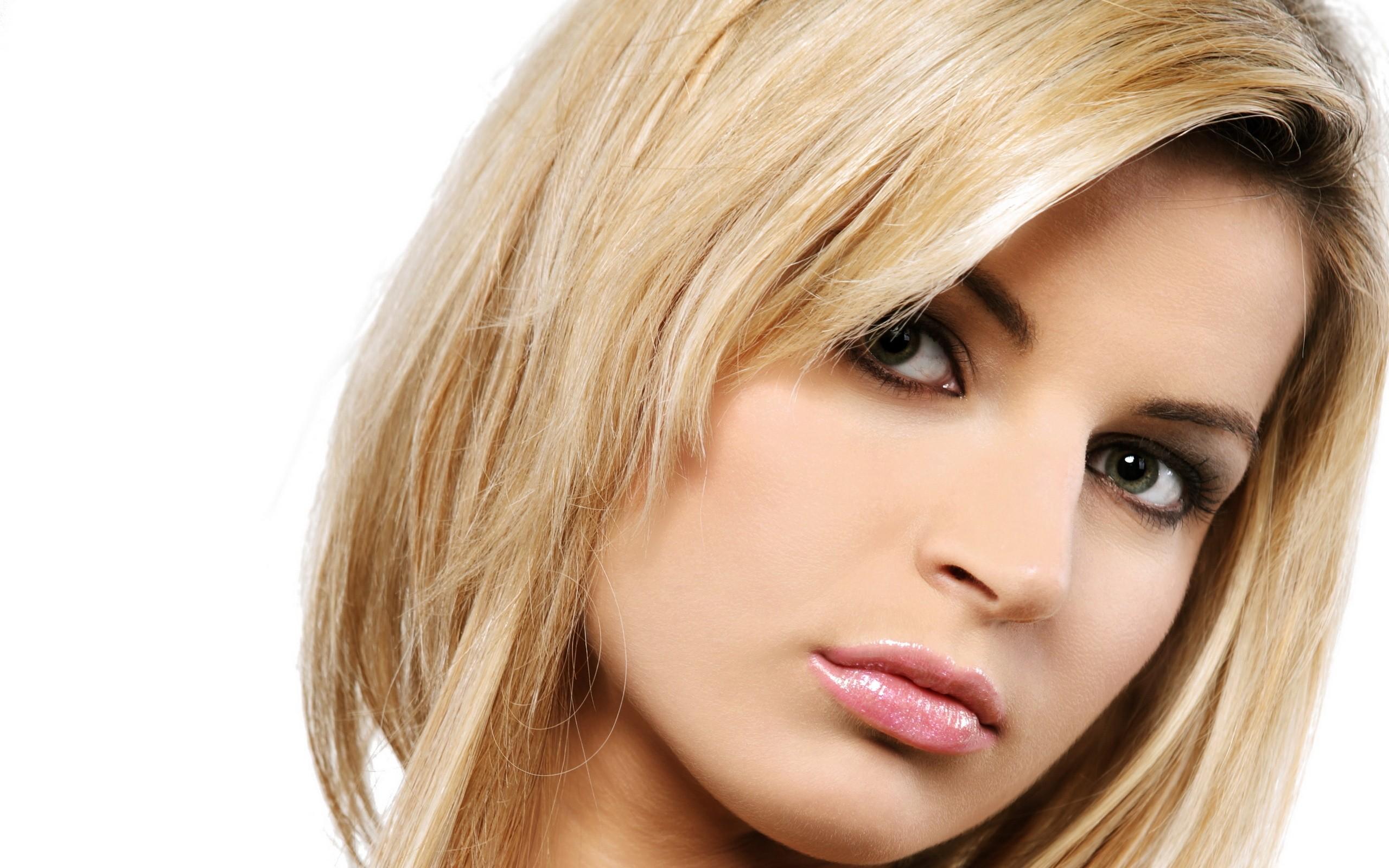 lange blonde haare pony - beliebte frisuren 2020