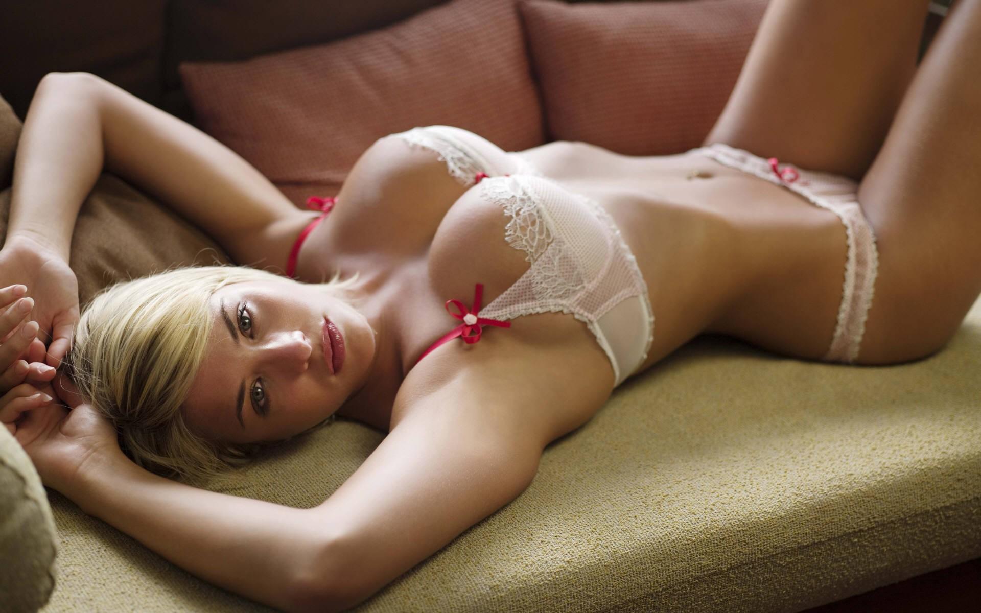 Женщины с красивой фигурой хотят достойного секса