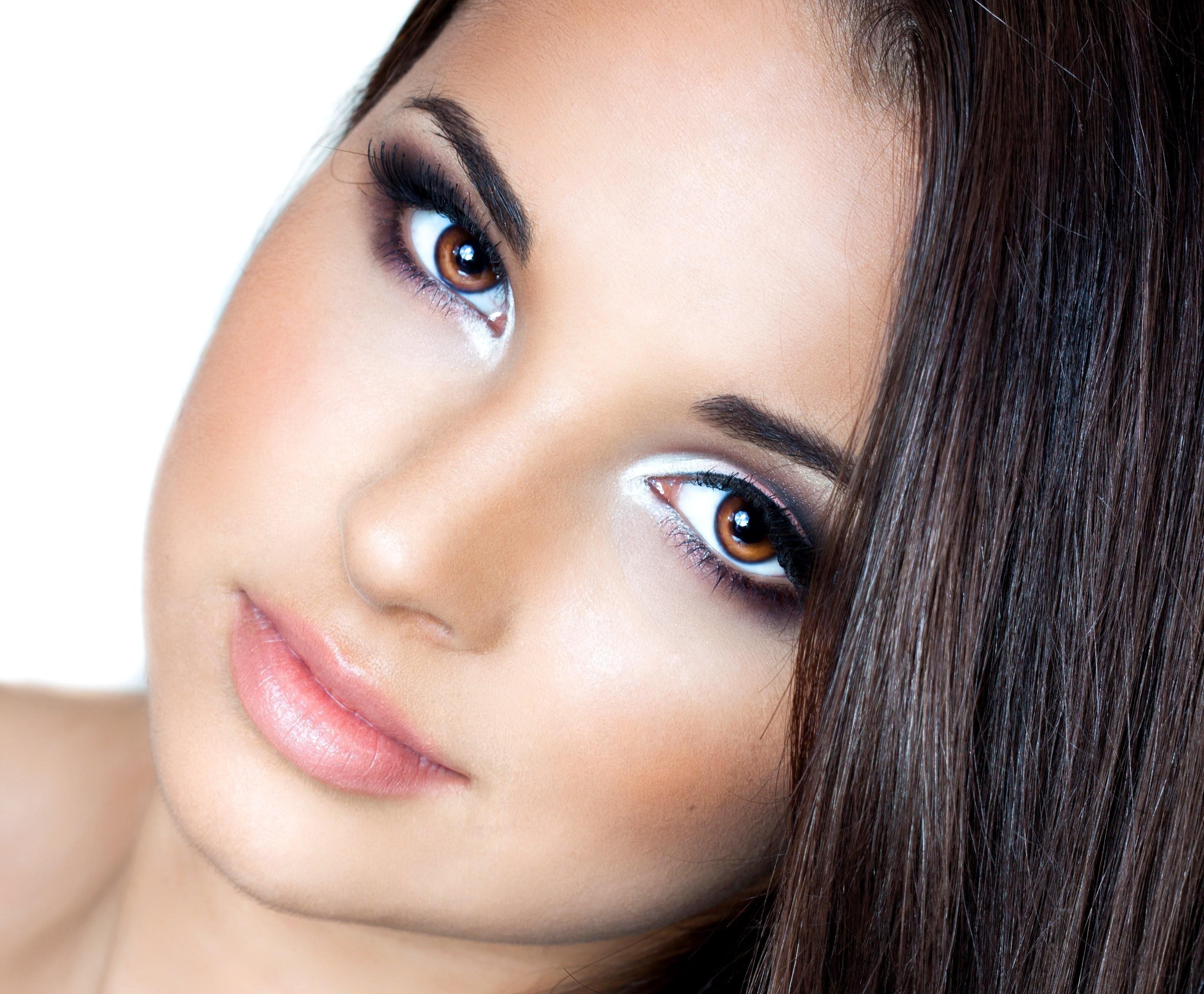 Картинки красивой девушки лицо