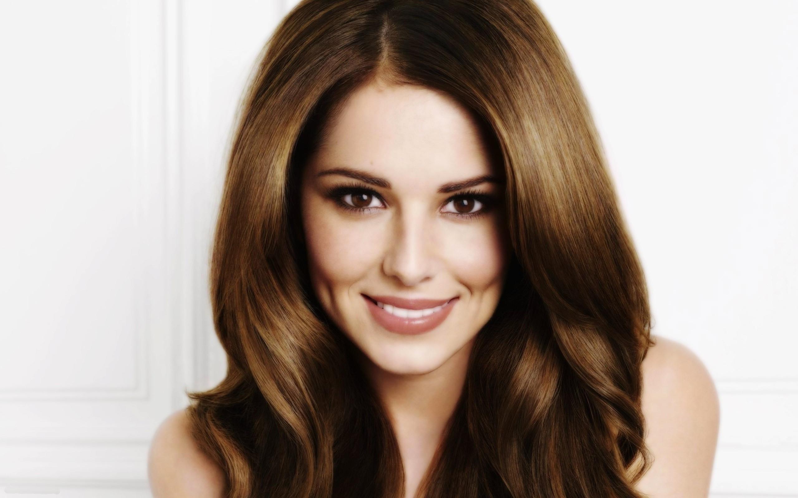 Hintergrundbilder Gesicht Frau Modell Lange Haare Brunette