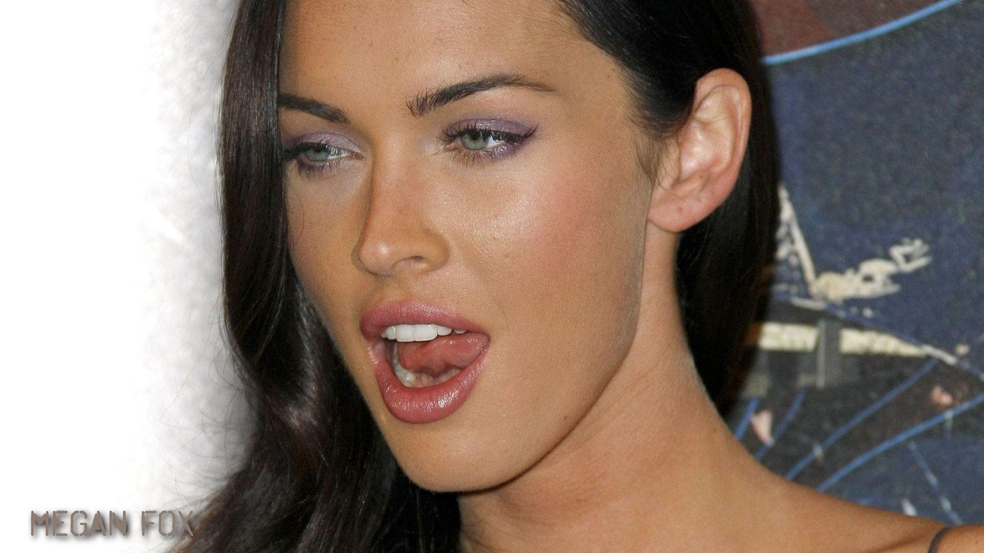 Wallpaper Face Women Model Singer Blue Mouth Nose: Wallpaper : Face, Women, Model, Long Hair, Open Mouth