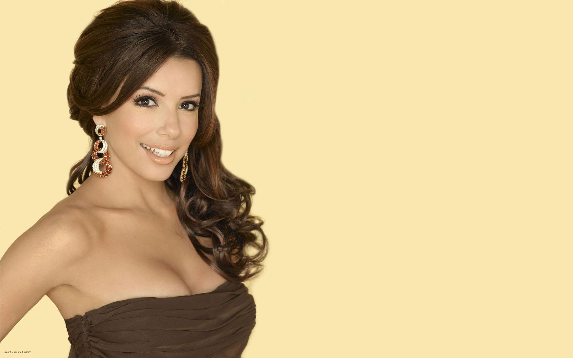 ansikte kvinnor modell långt hår sångare klänning svart hår hår Person  huvud supermodell Eva Longoria skönhet 2f2b8fc5ac532