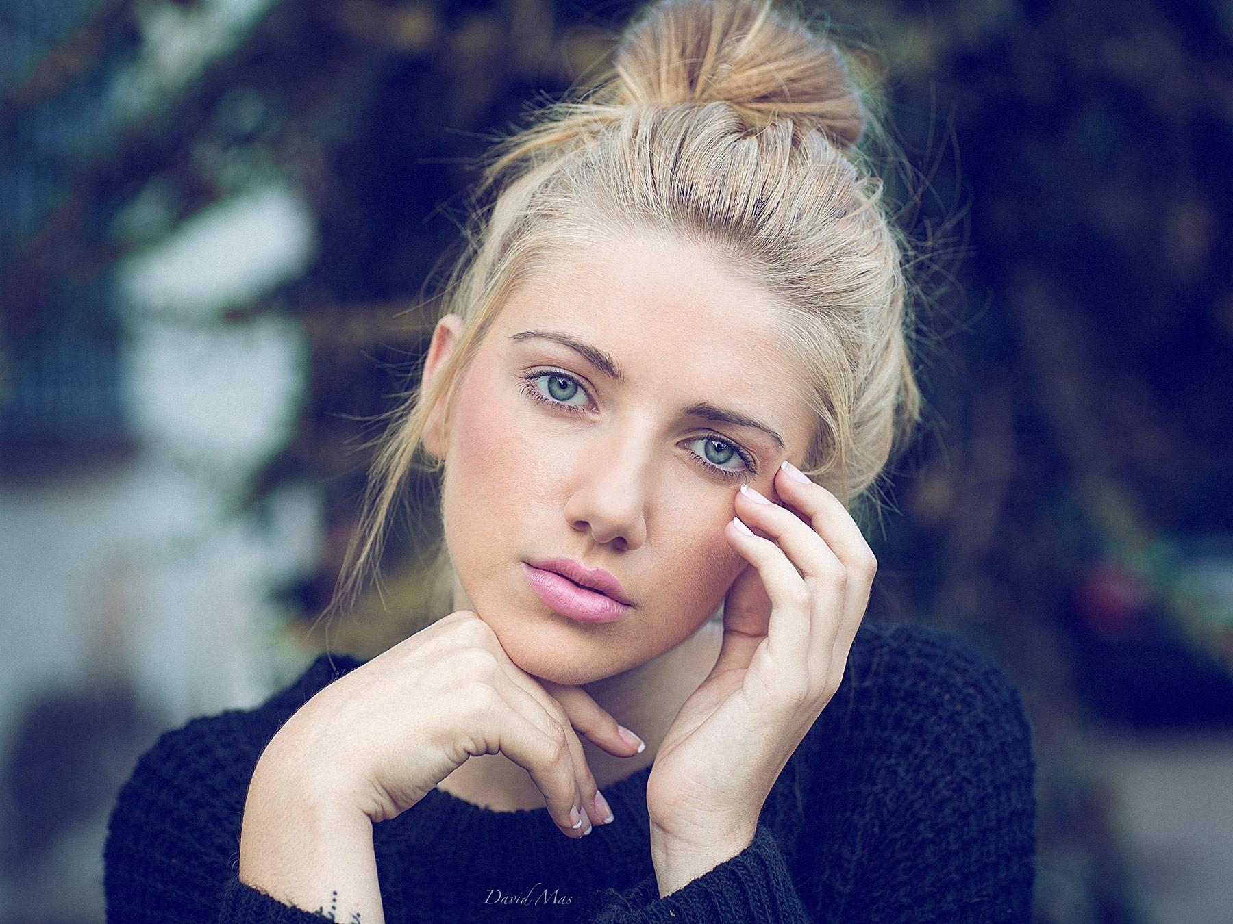собраны всех профессиональная фотосессия голубоглазой блондинки талия