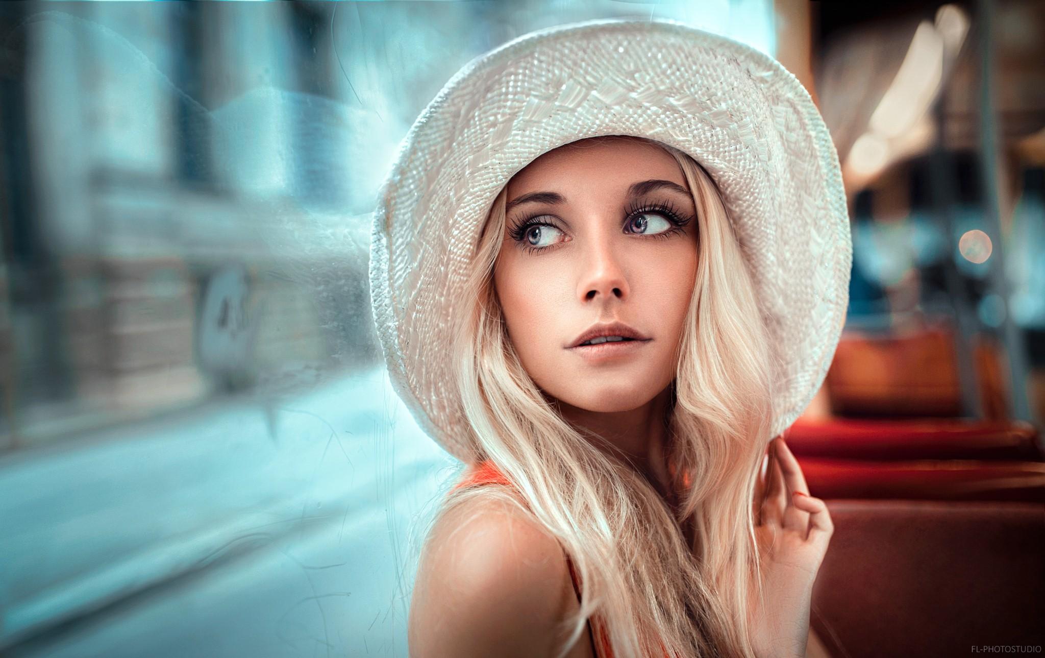 Картинки портреты блондинок
