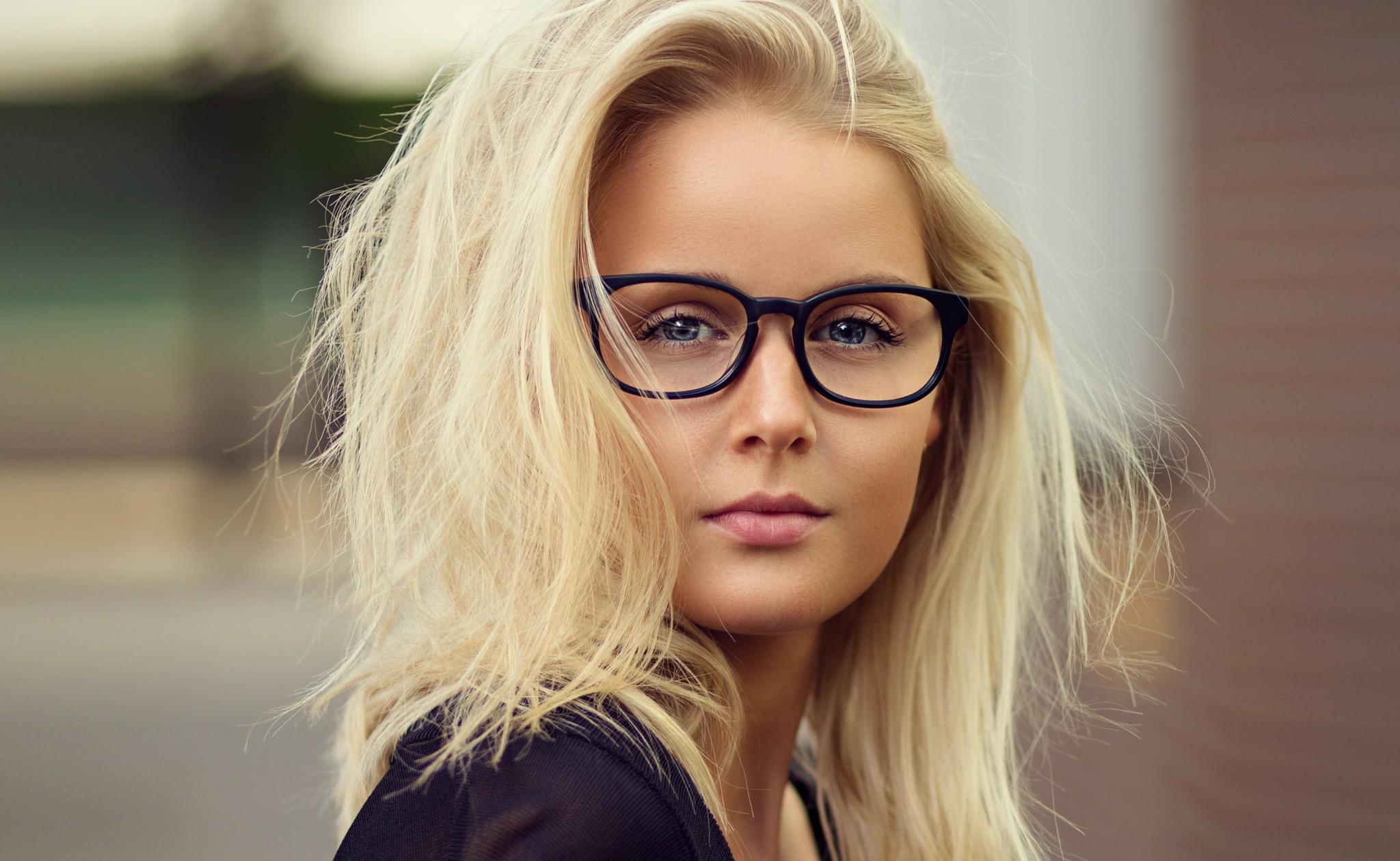 Wallpaper : Face, Model, Blonde, Long Hair, Women With
