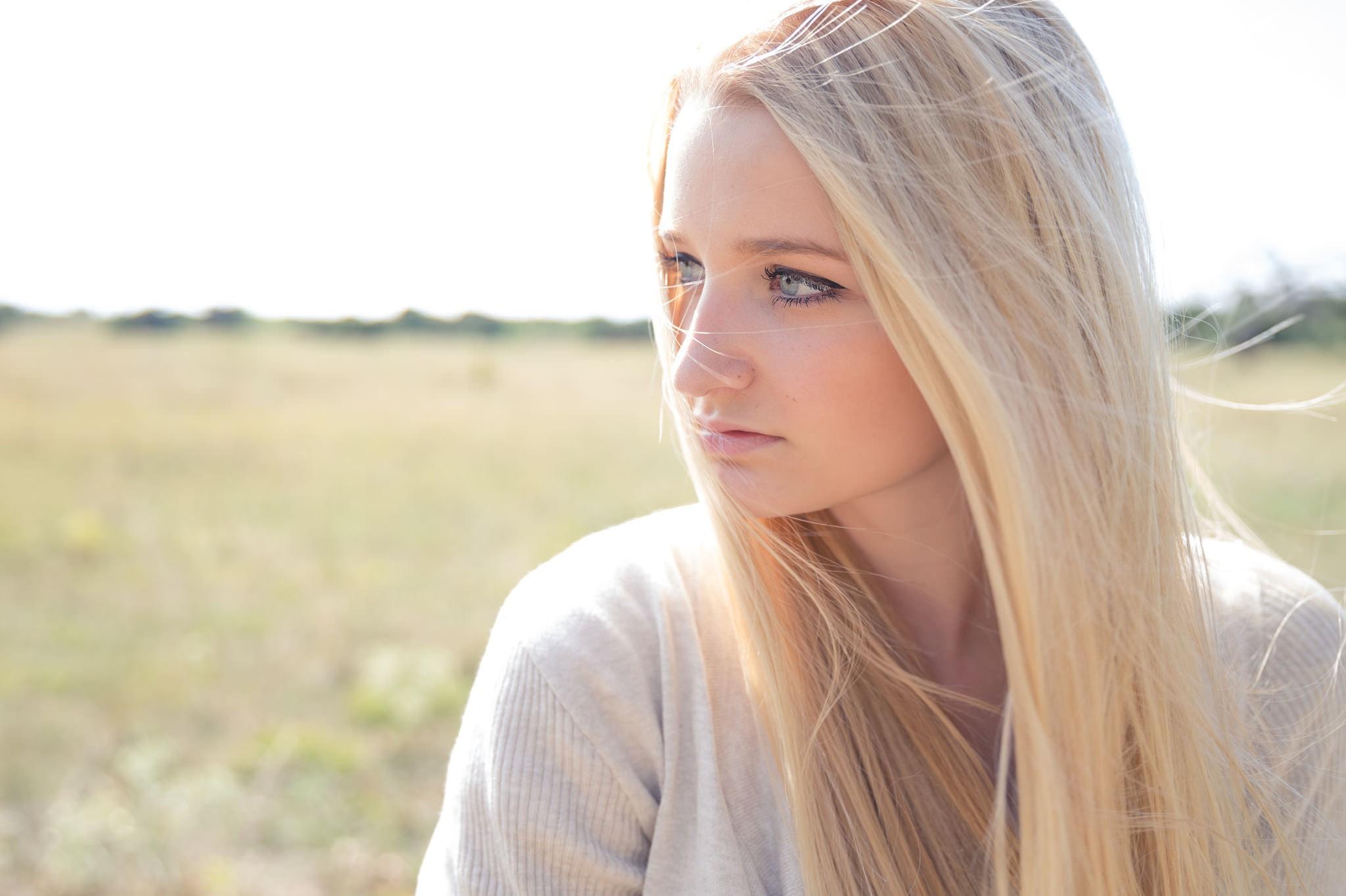 Светлые волосы картинки девочки