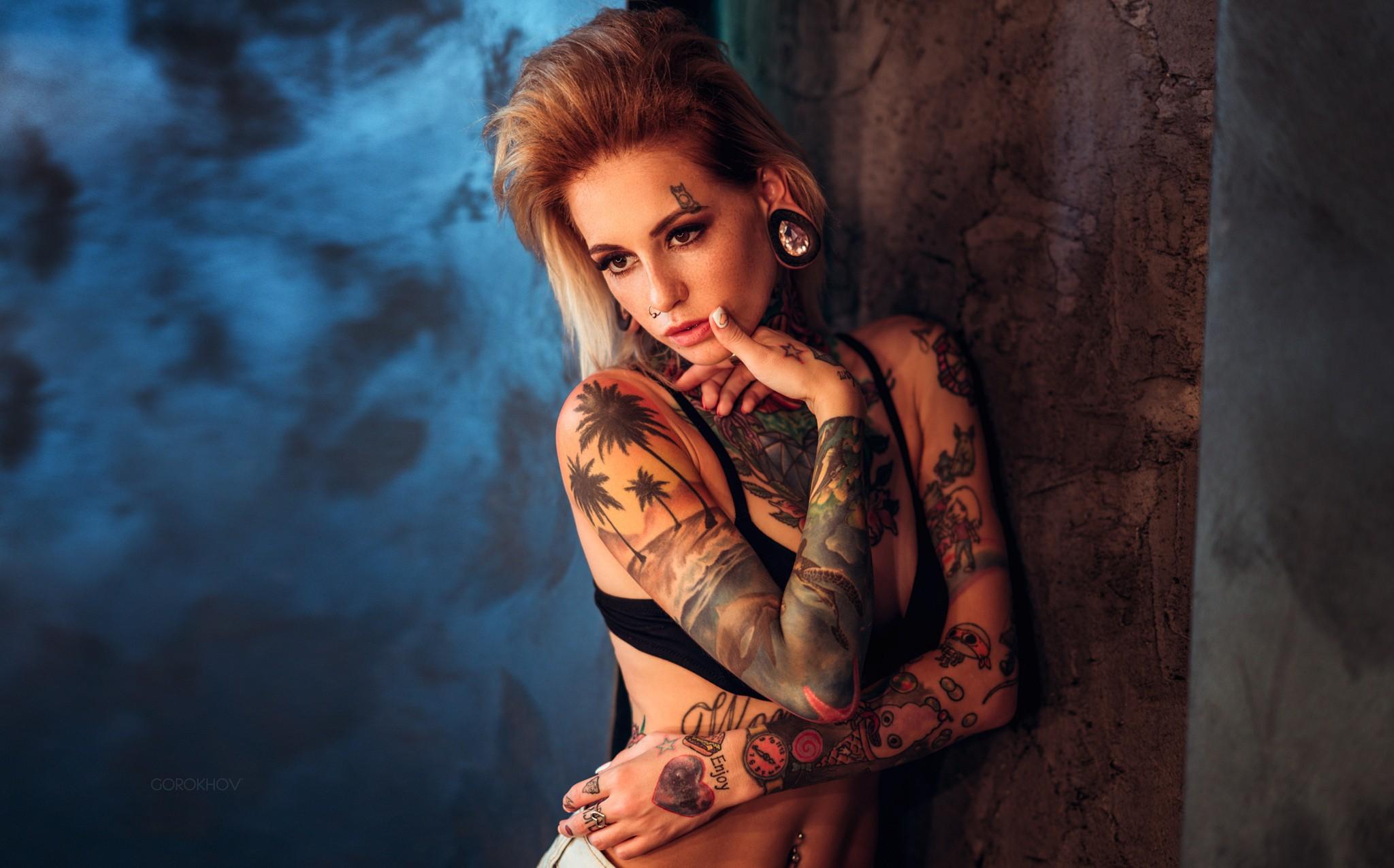 фото татуировок девы такая стрижка необходима