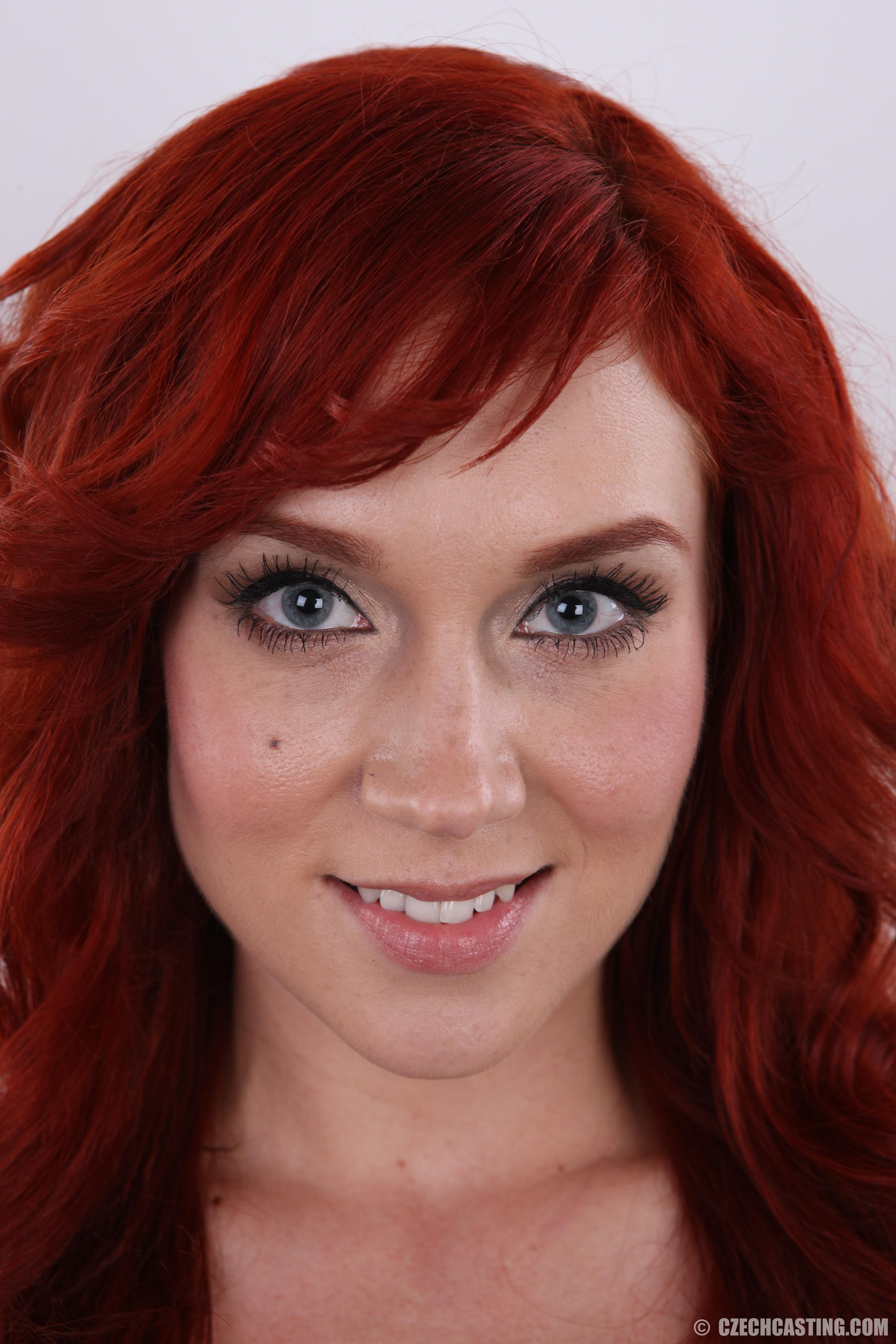 Red hair czech pornstars