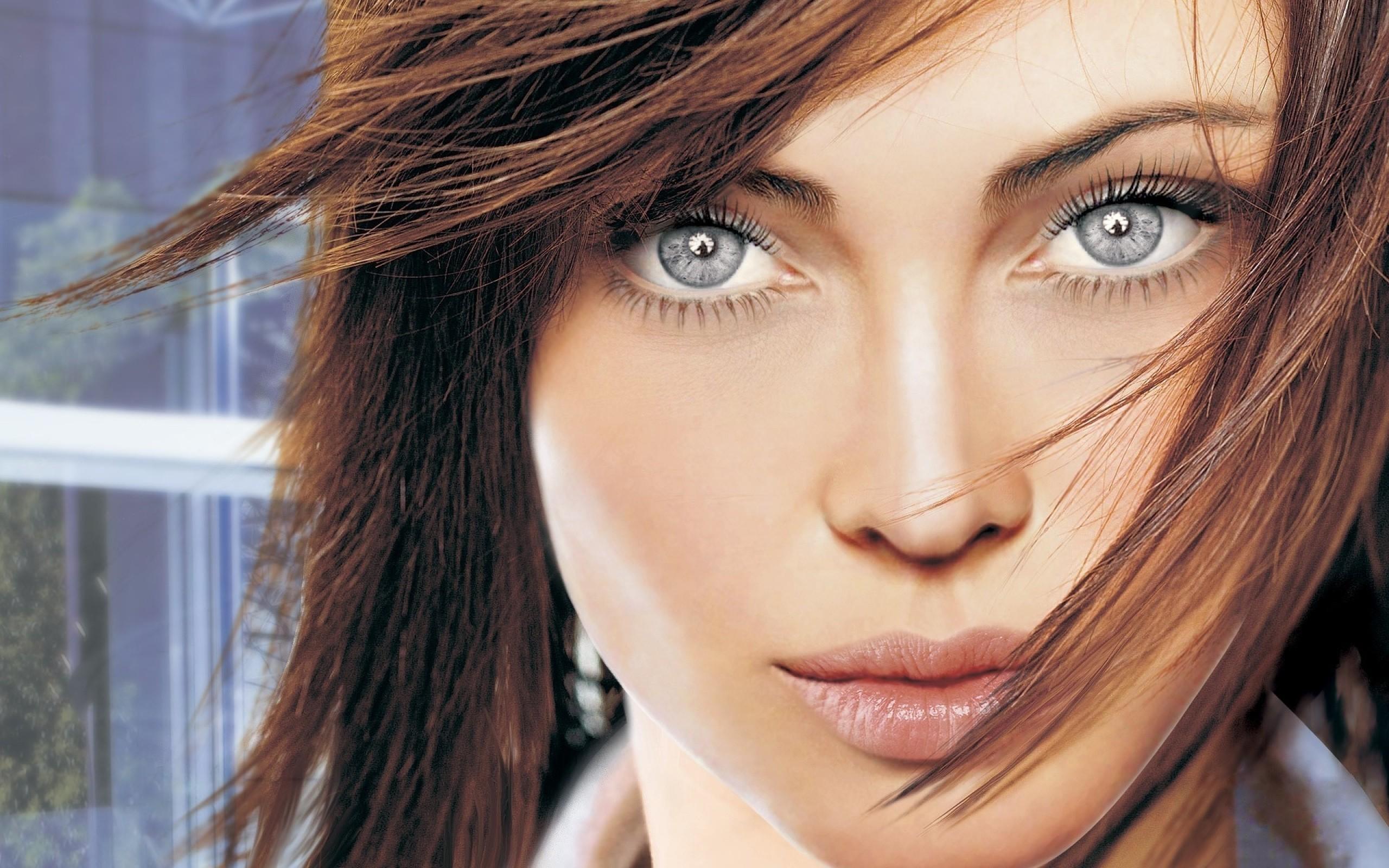Красивые картинки лицо глаза