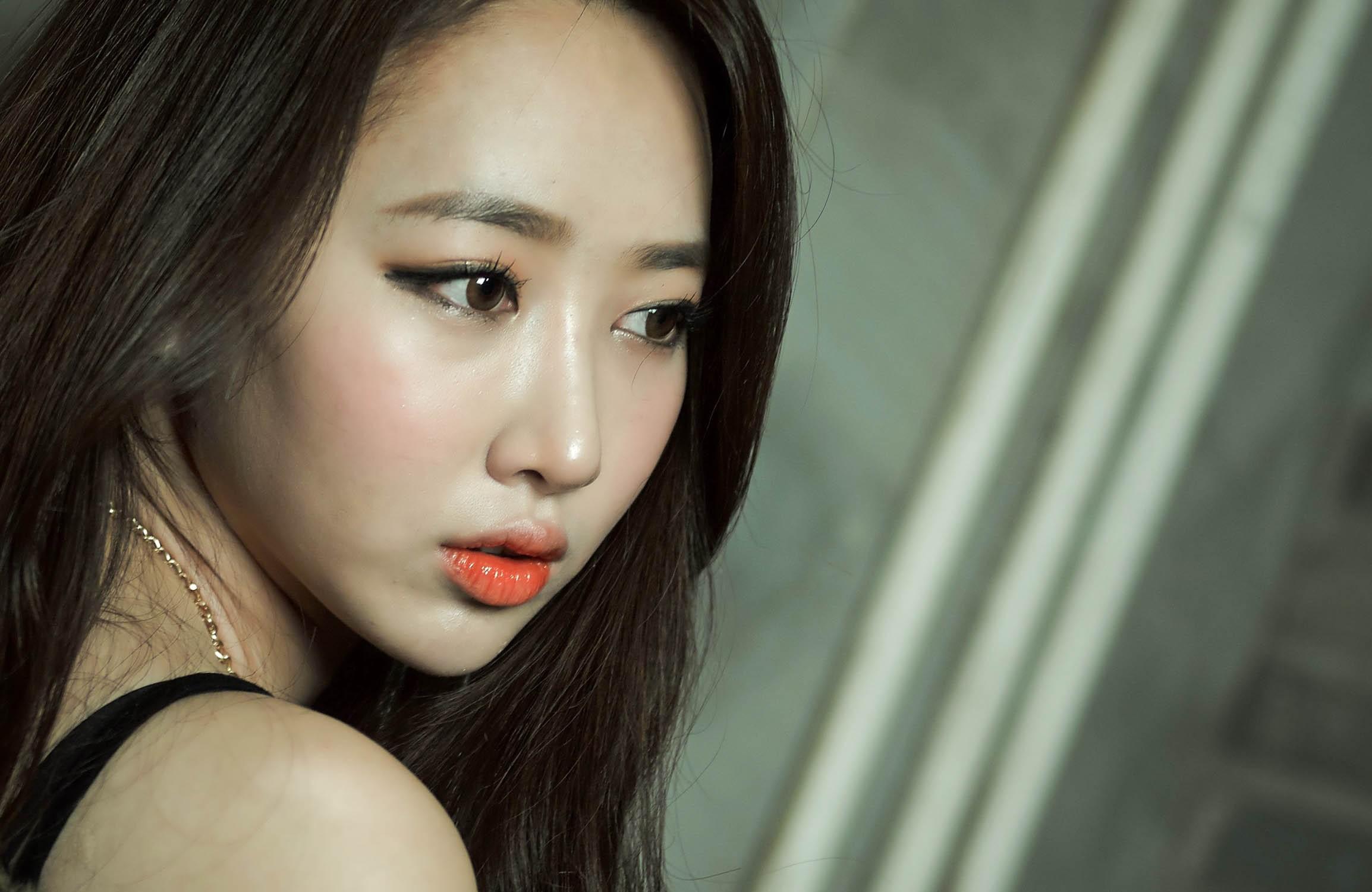 Показать фото лиц красивых девушек азиаток жену шлюха проститутки