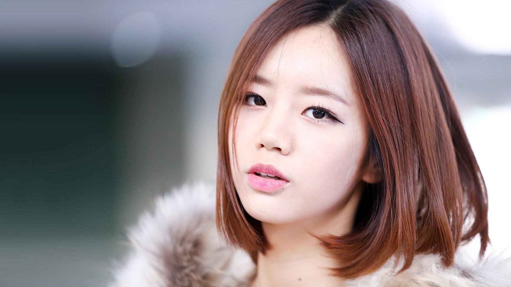 Wallpaper Face Women Model Nose Rings Long Hair: Wallpaper : Face, Women, Model, Long Hair, Brunette, Asian