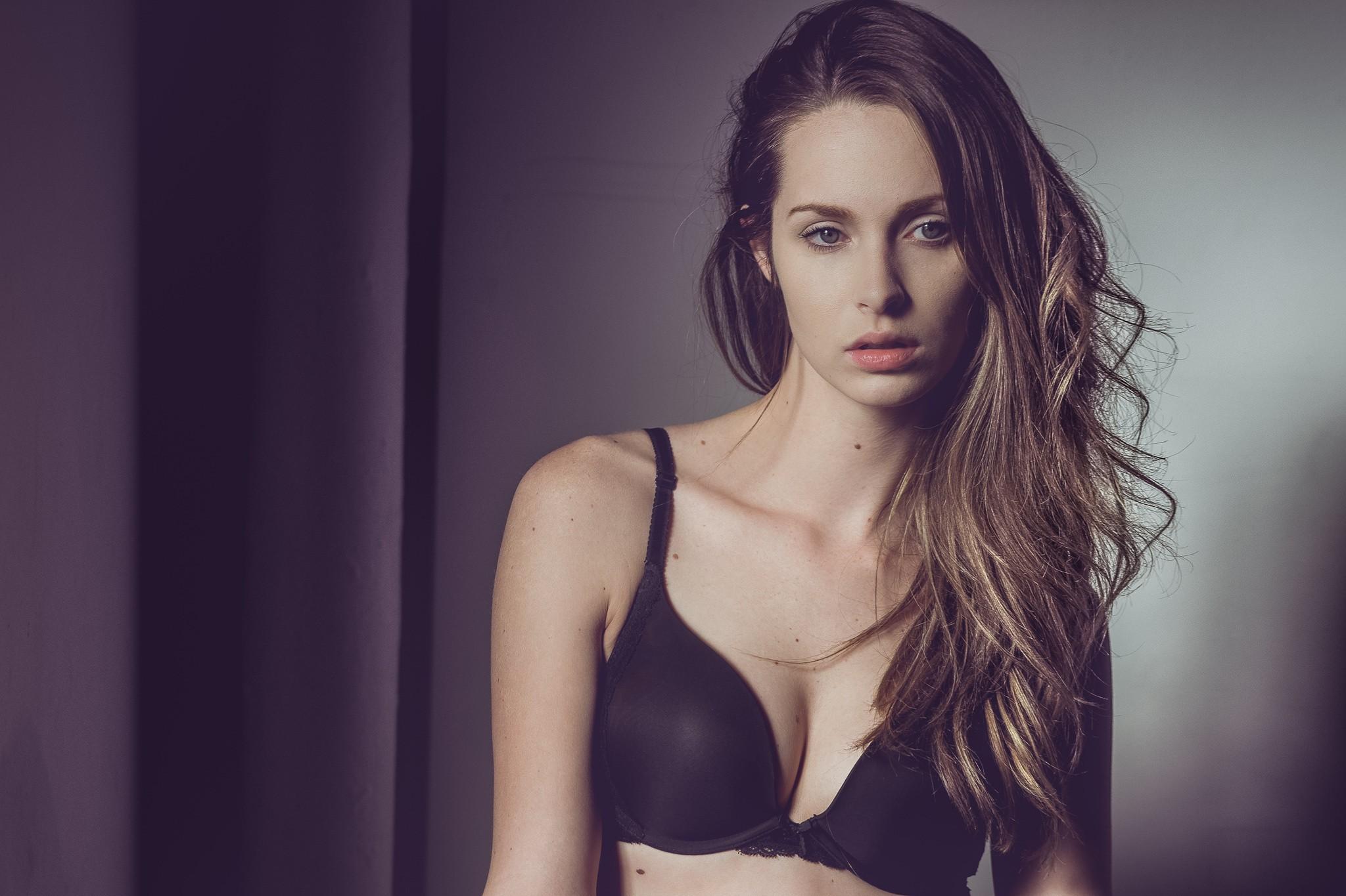 Fondos de pantalla : cara, mujer, modelo, pelo largo, fotografía ...
