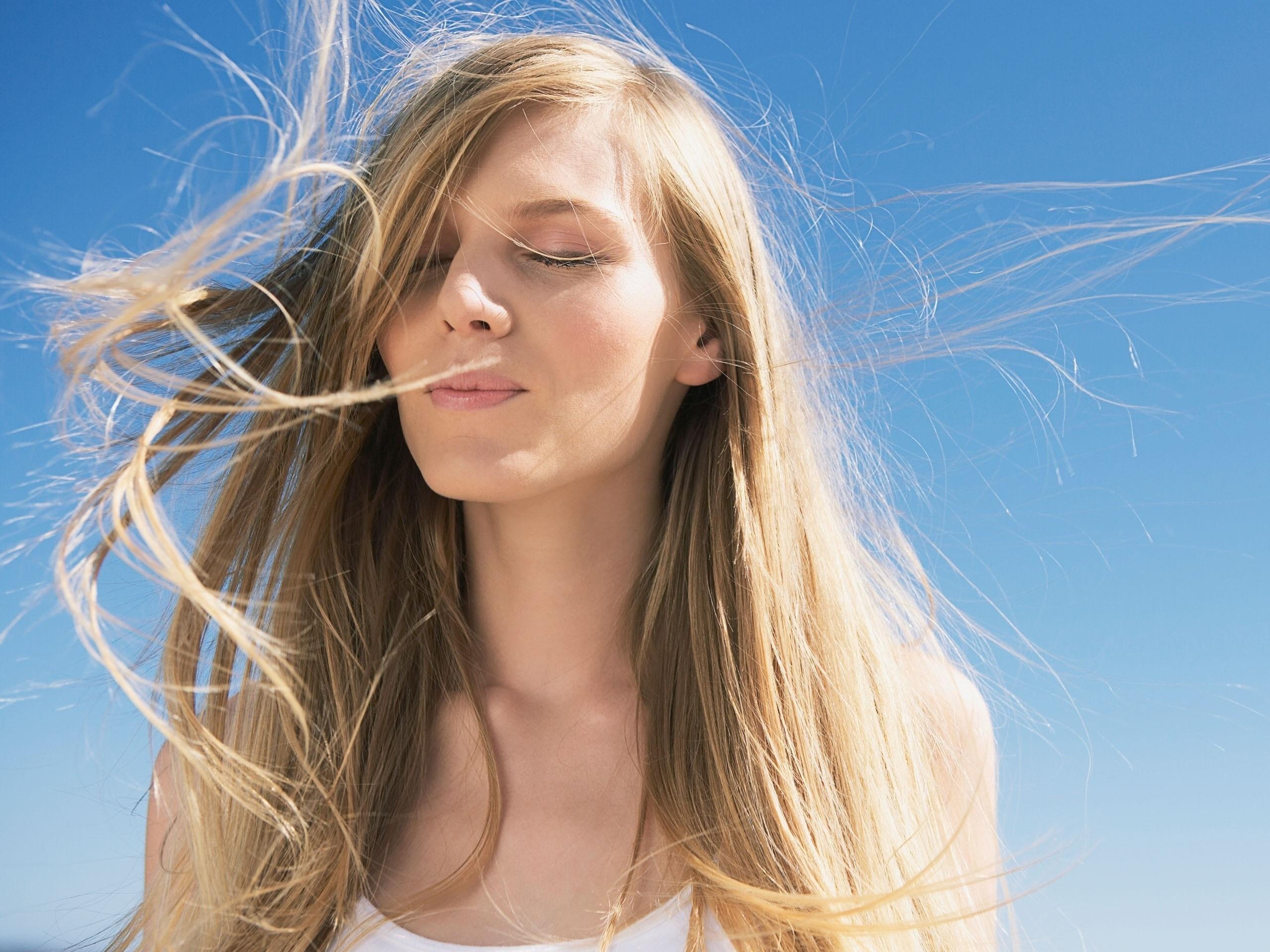 Фото девушек с русыми волосами длинными волосами