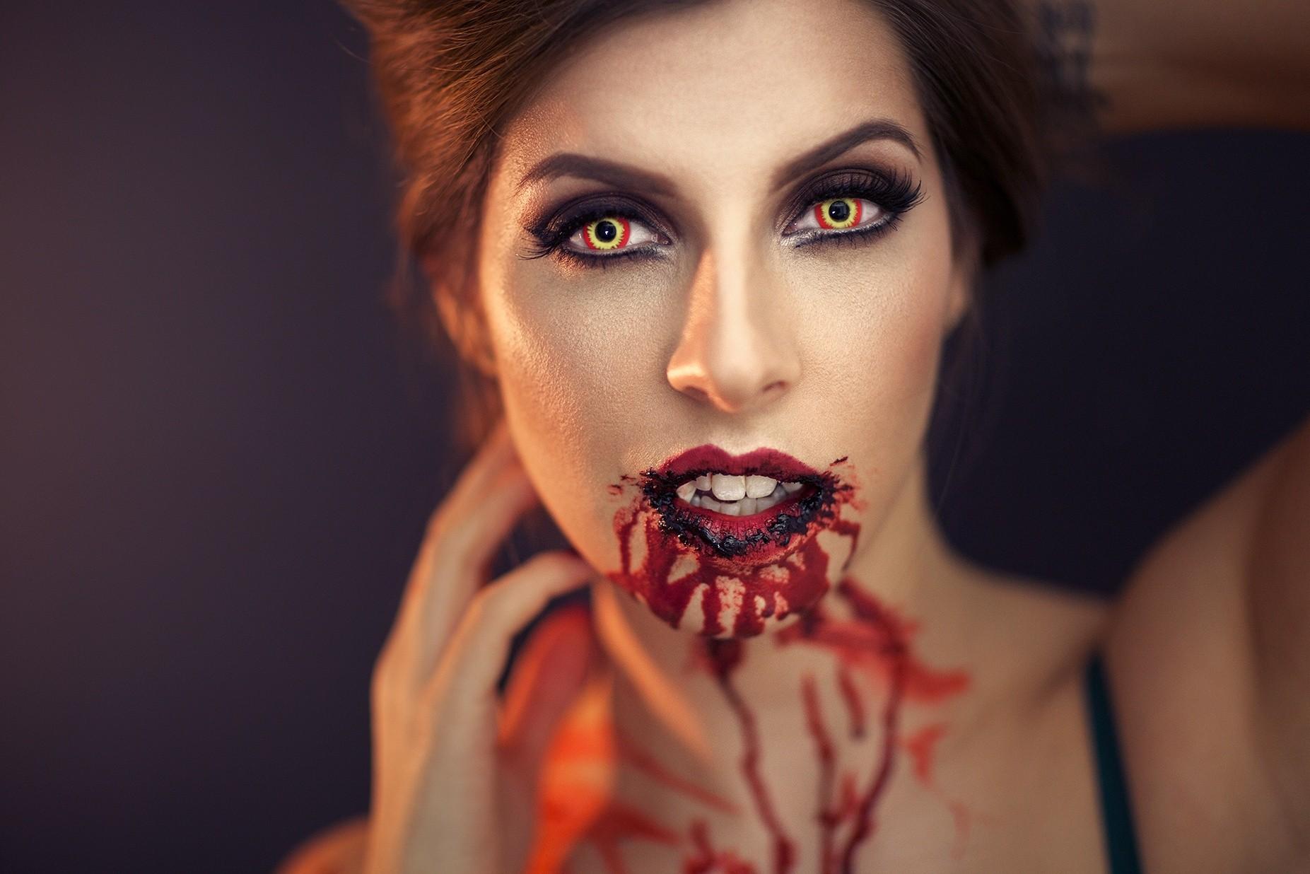 Картинки вампир женщина