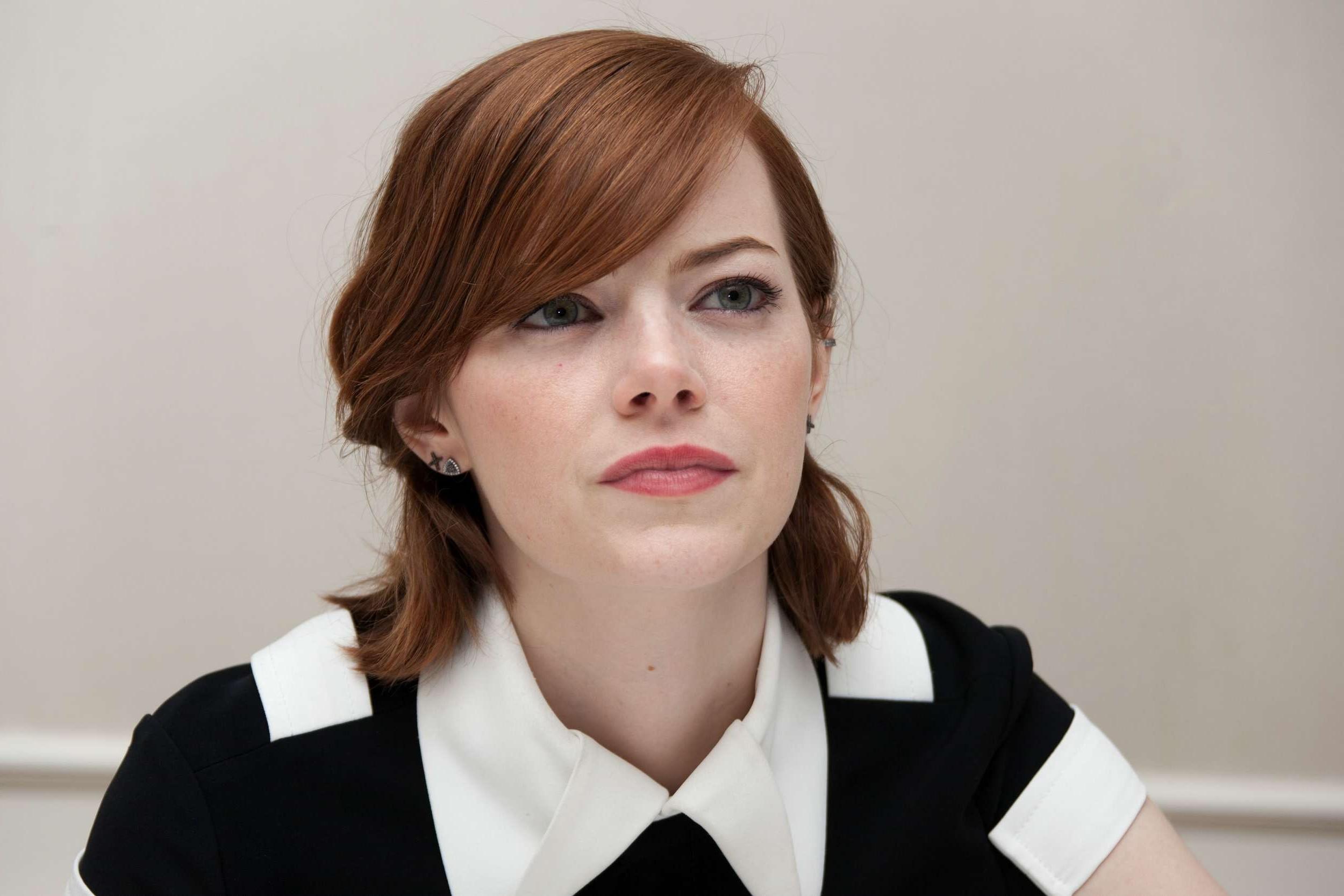 Hintergrundbilder Gesicht Frau Rothaarige Grüne Augen