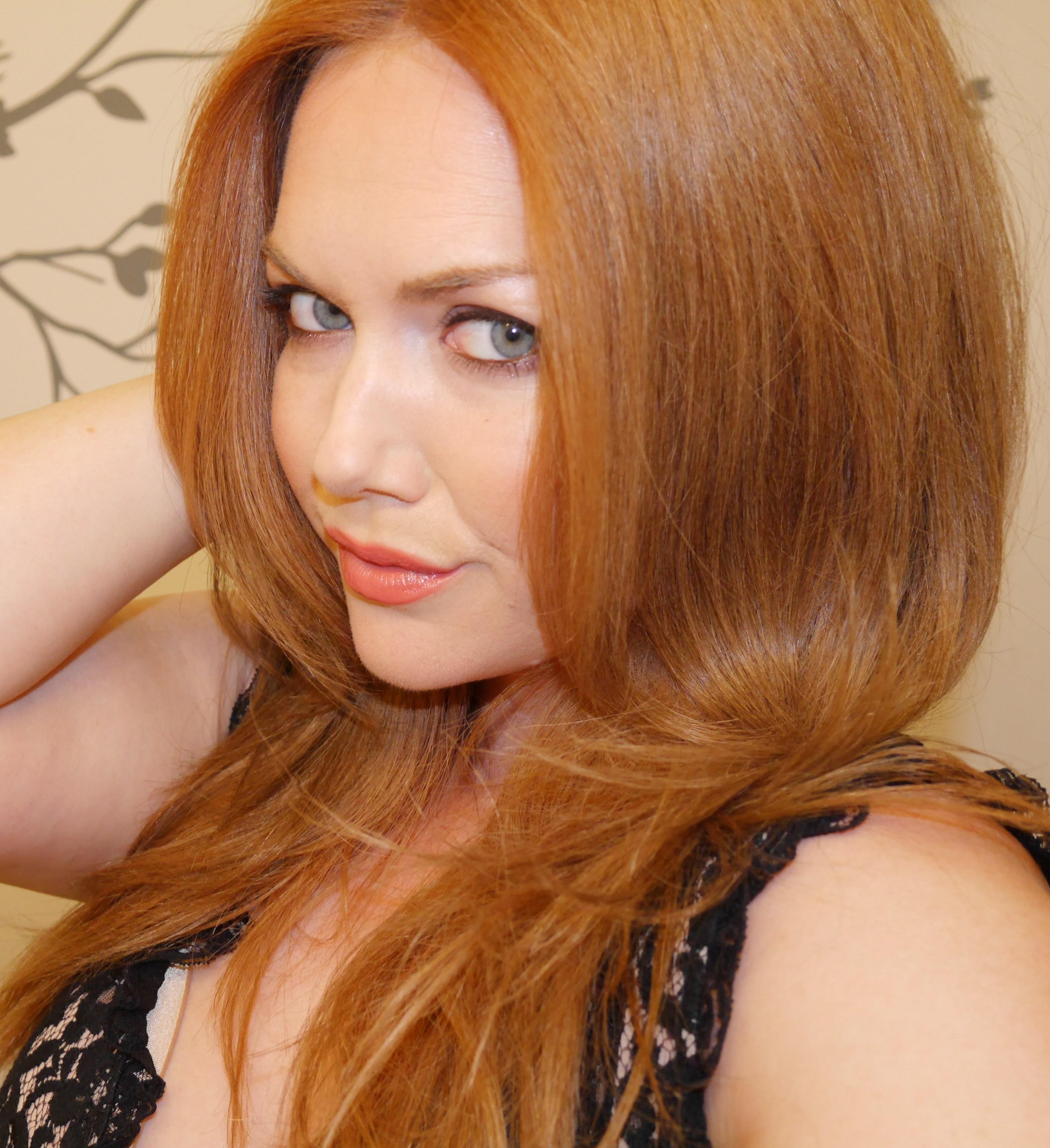 Hintergrundbilder Gesicht Frau Rothaarige Lange Haare Blick