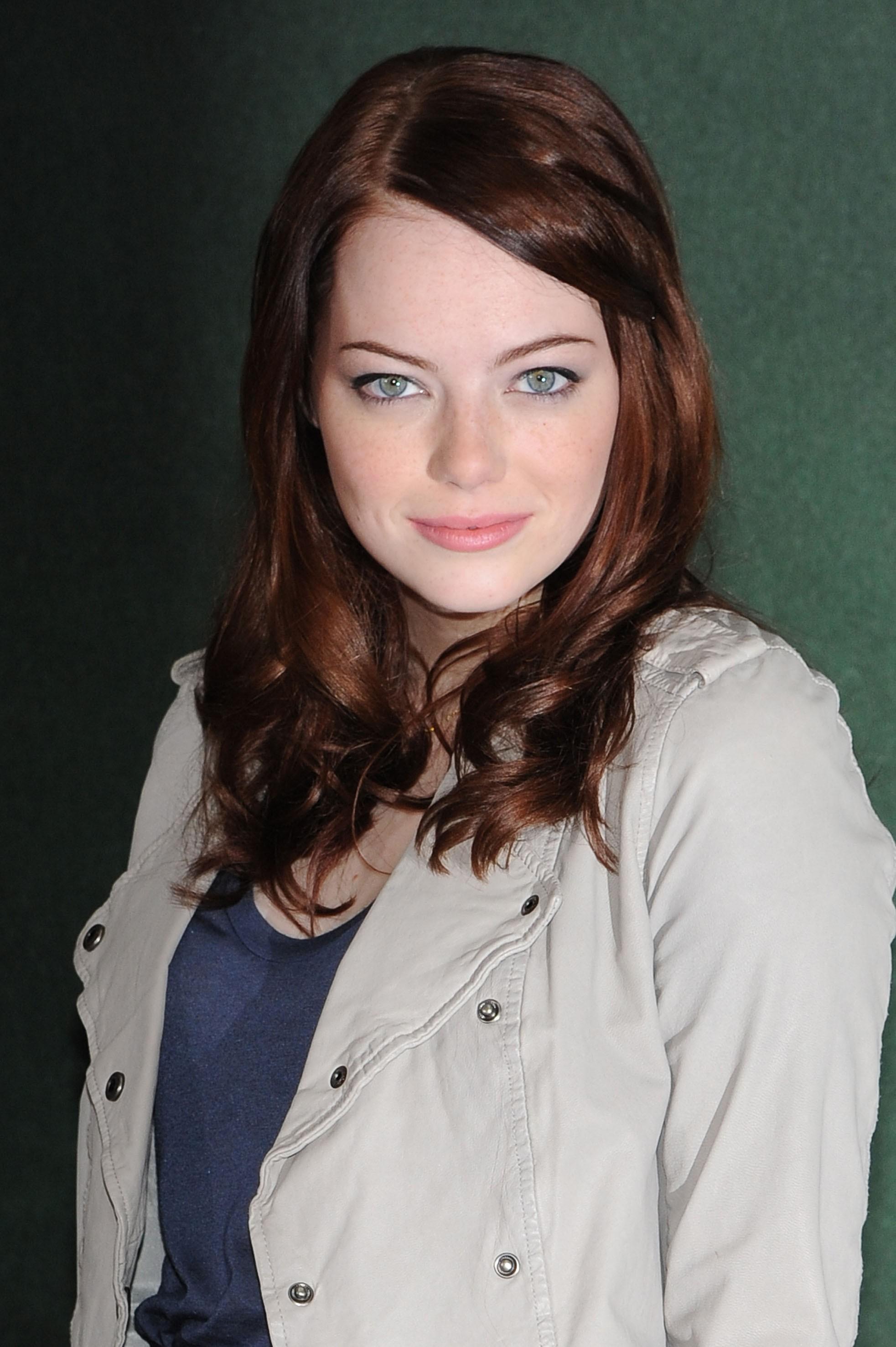 Hintergrundbilder Gesicht Frau Rothaarige Modell