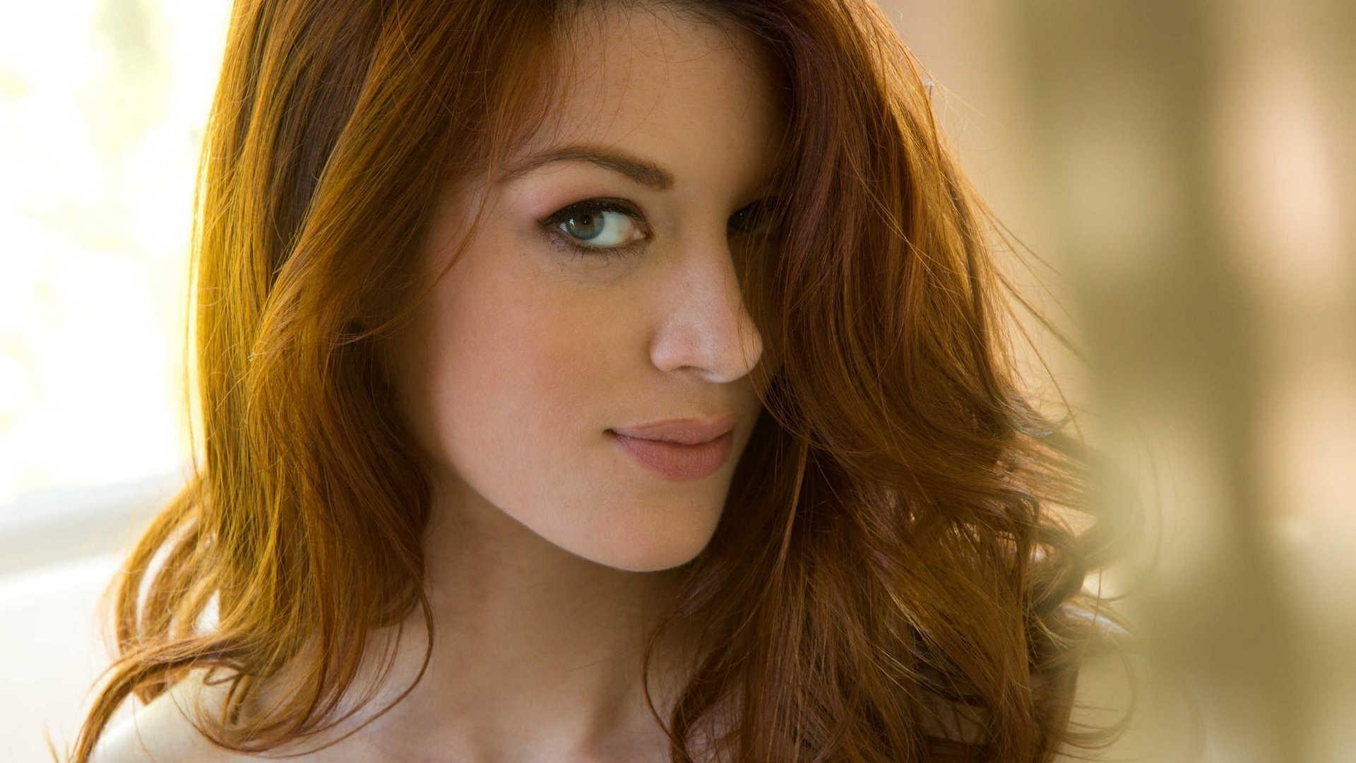 Red head porn star women