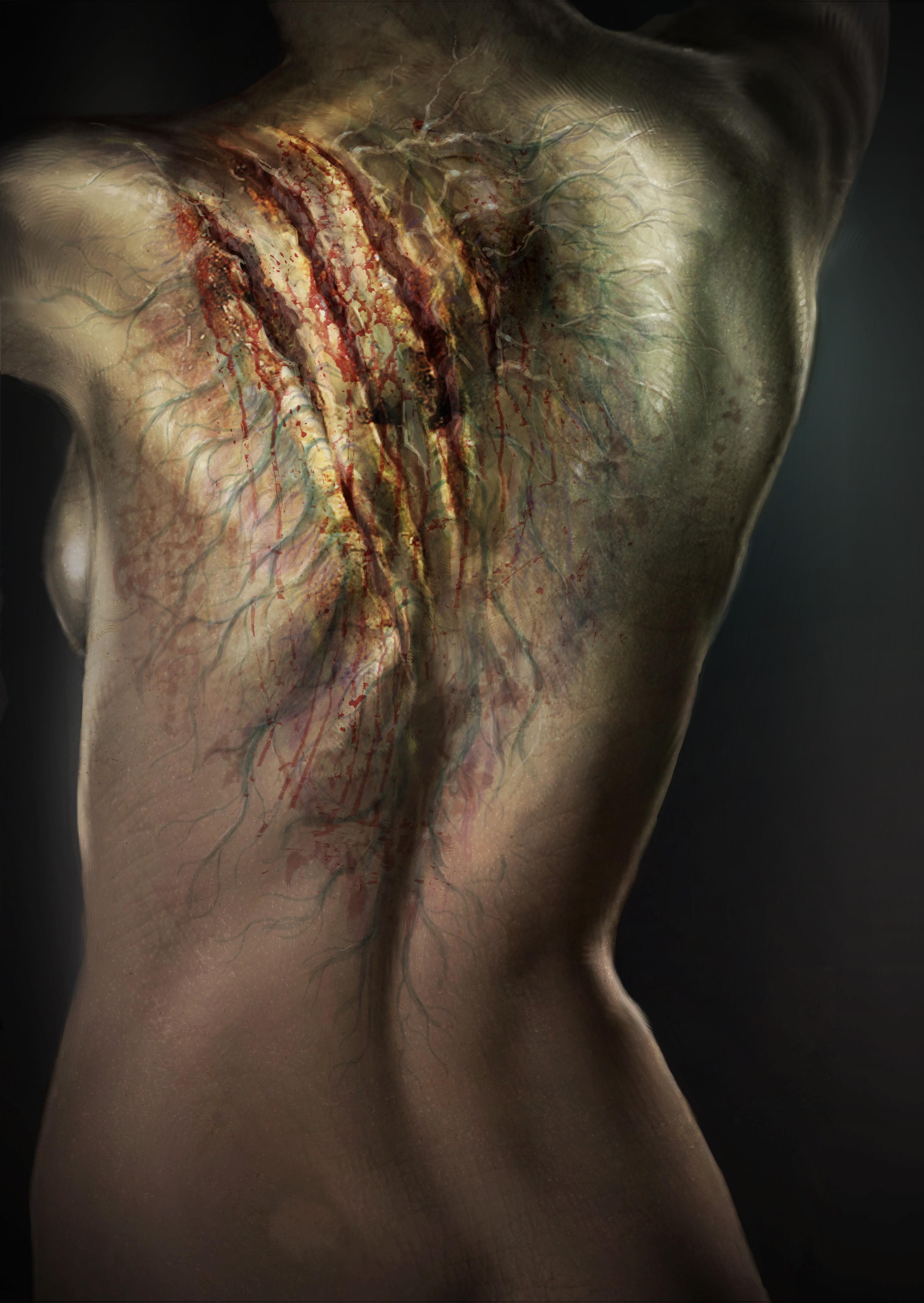 Tatouage Oreille Femme avec fond d'écran : visage, femmes, tatouage, bouche, nez, arrière, jeux